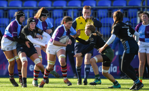 Girls player pathway to receive boost with Sarah Robinson Cup