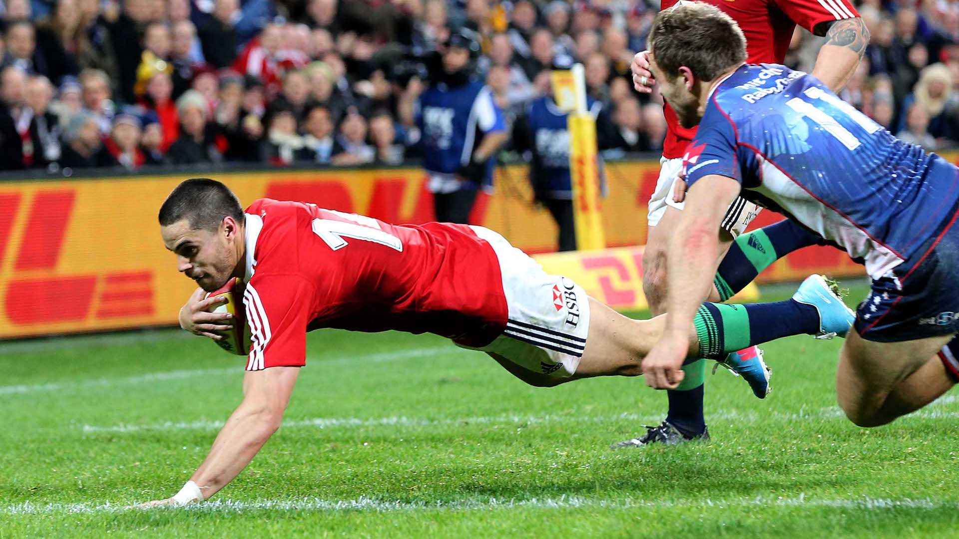 Lions bolters include Sean Maitland