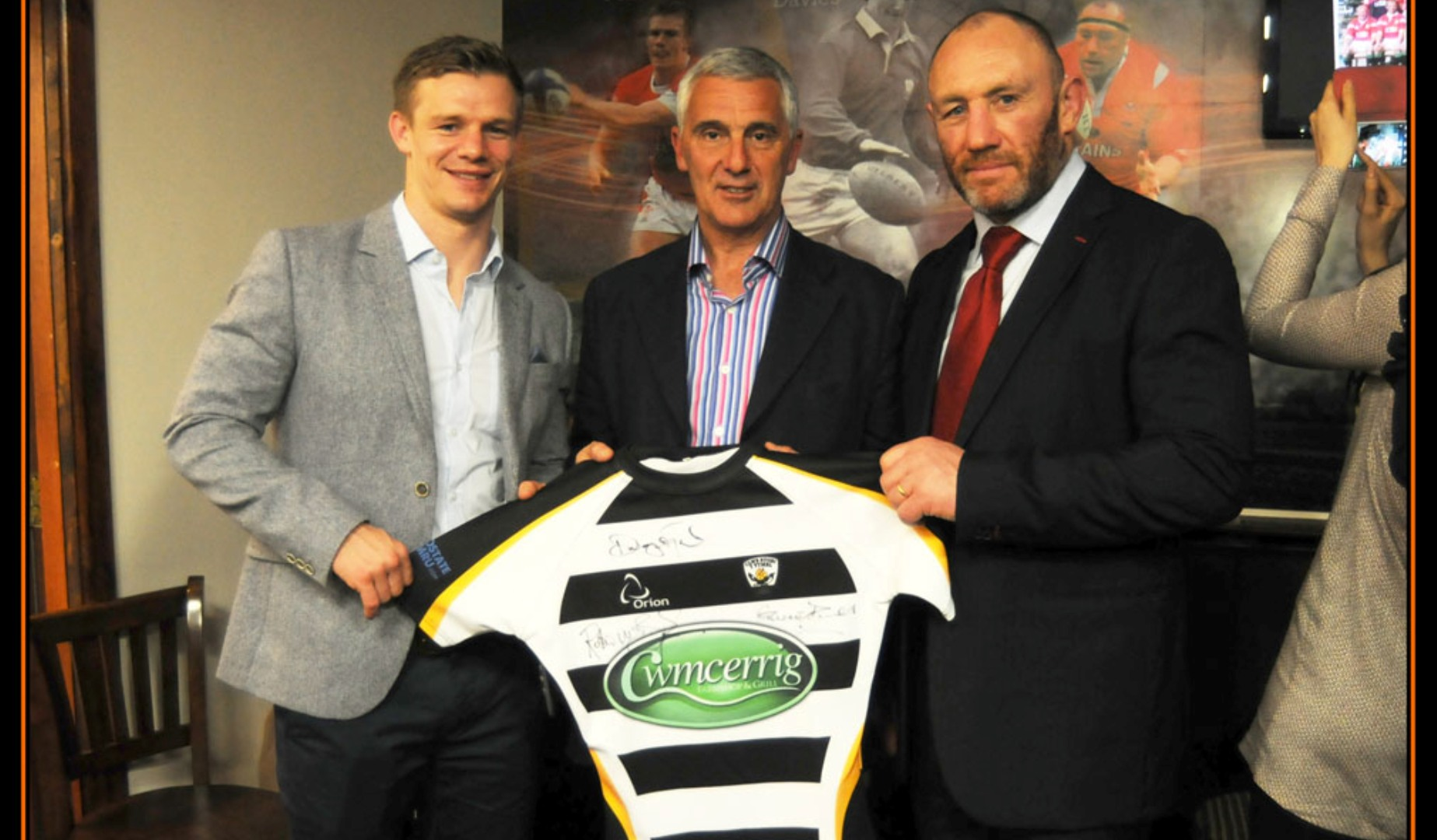 Your Club Your Lions: Tumble RFC