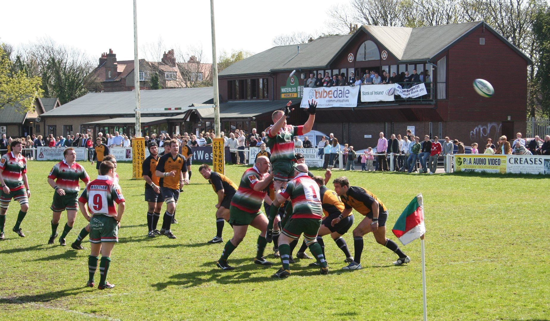 Your Club Your Lions: Firwood Waterloo RFC