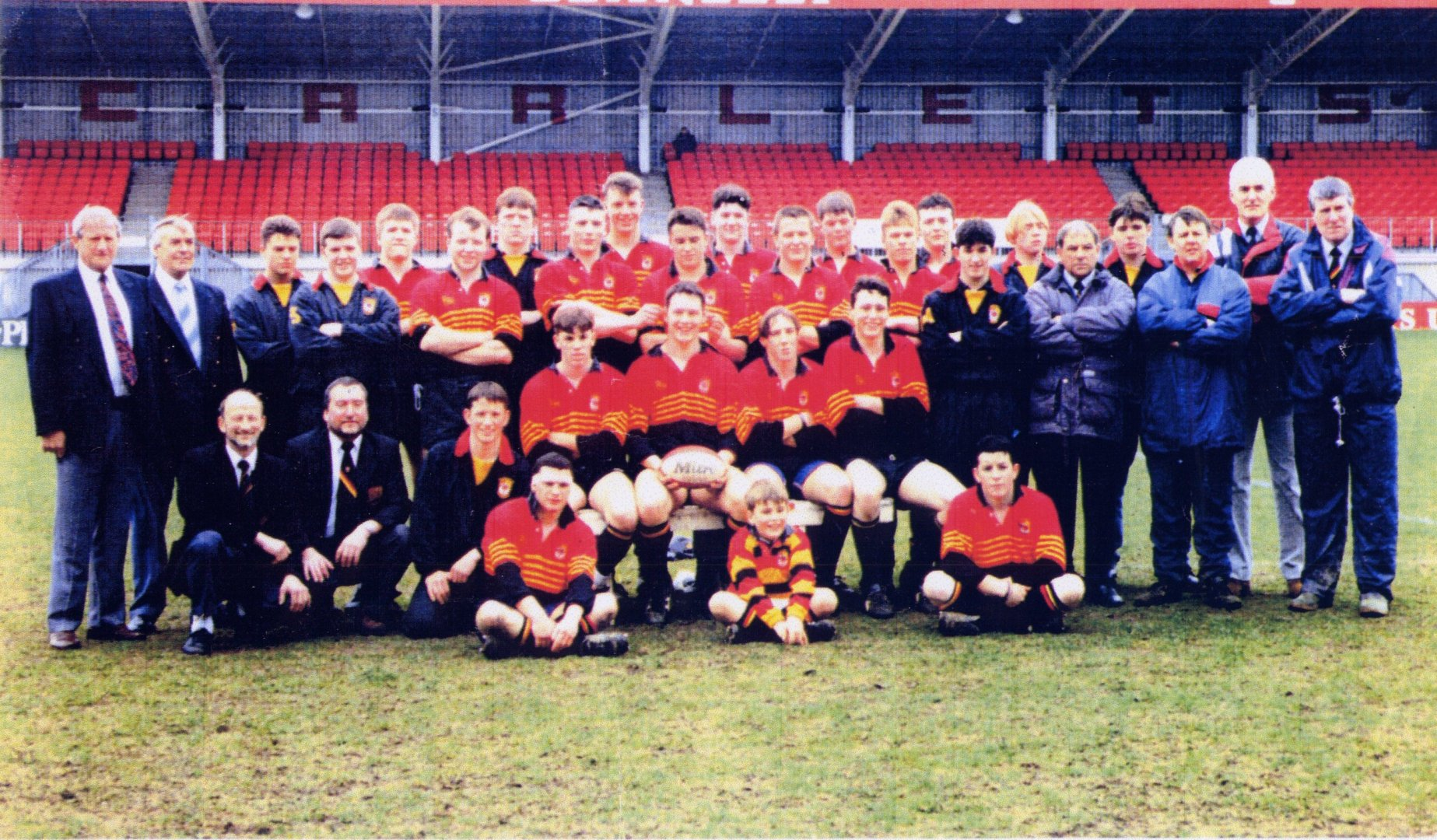Your Club Your Lions: Carmarthen Quins RFC