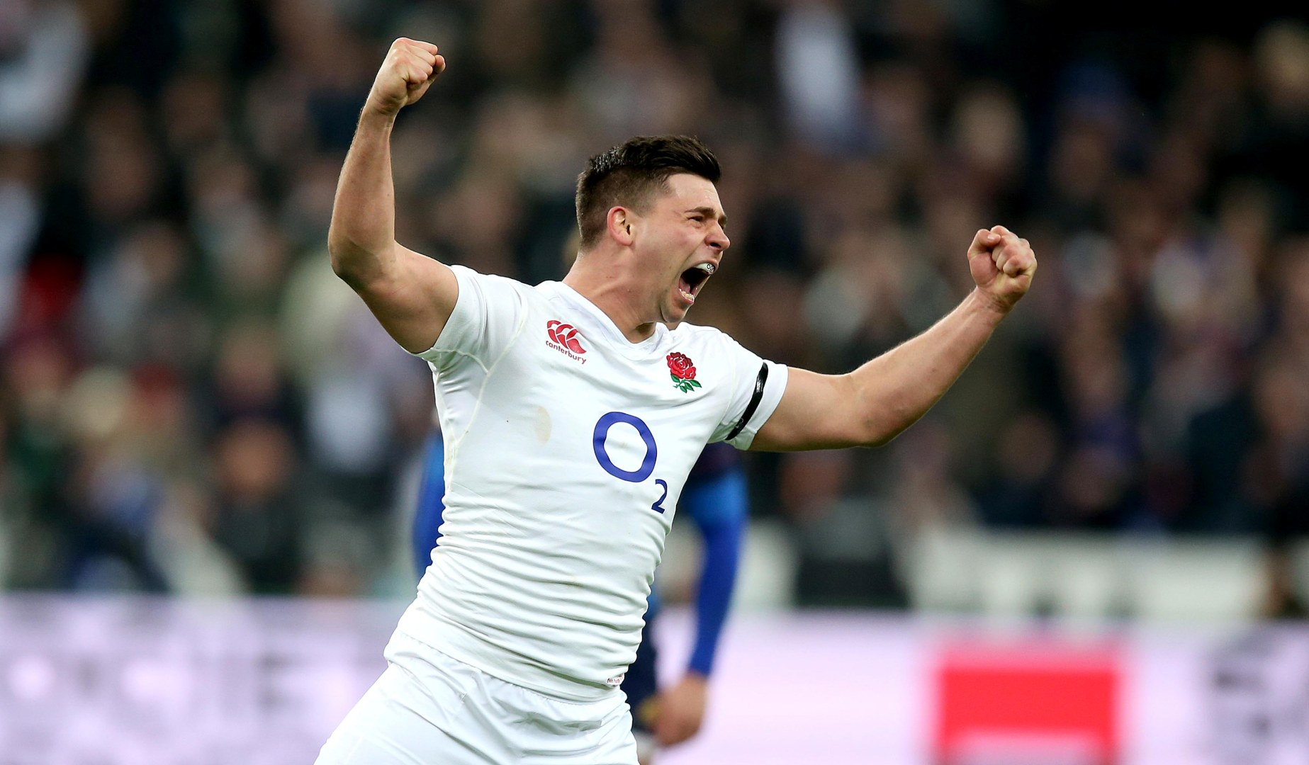 Youngs impressed with England's calmness