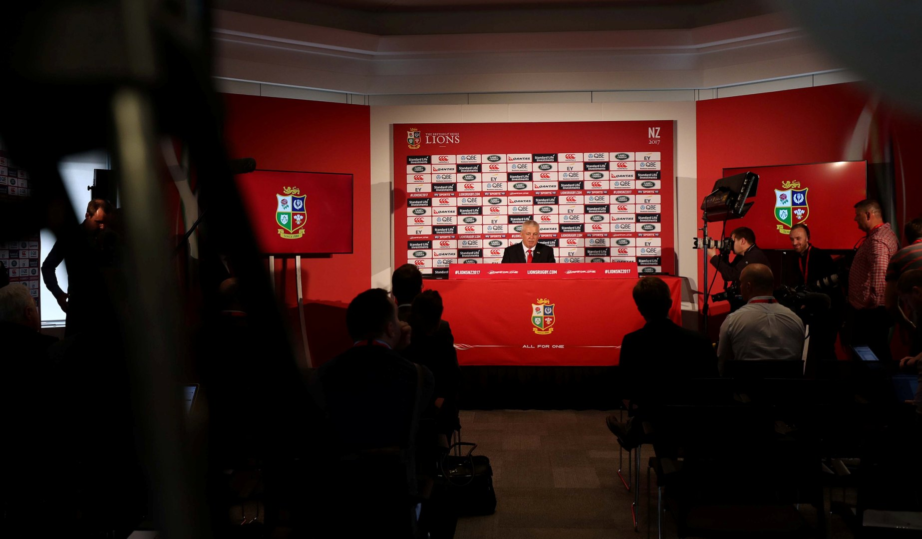 Watch the Lions Coaching Team announcement live on Facebook