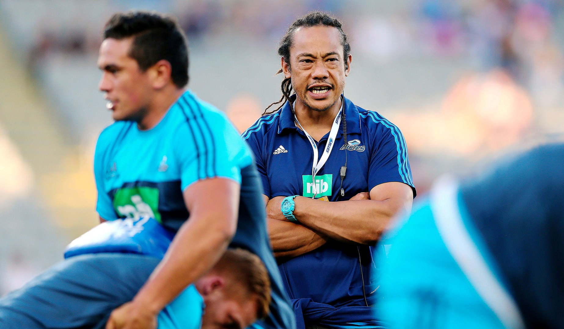 Umaga and Hoeft announced as Maori assistants