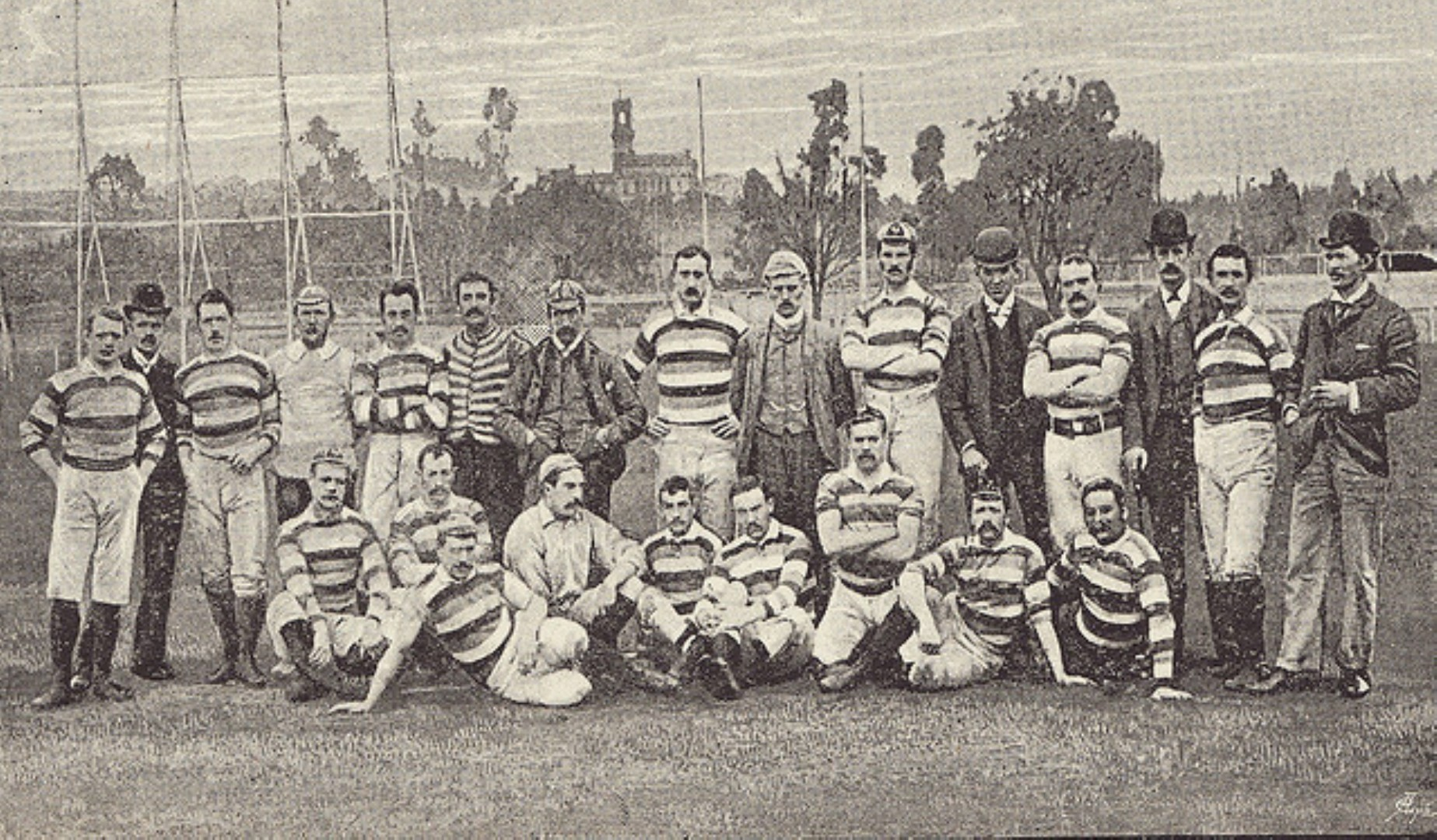 The First Match: The 1888 Tour gets underway
