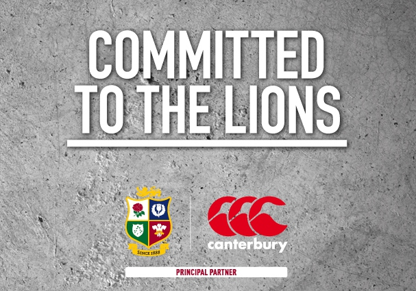 Terms & Conditions – 2017 British & Irish Lions Jersey