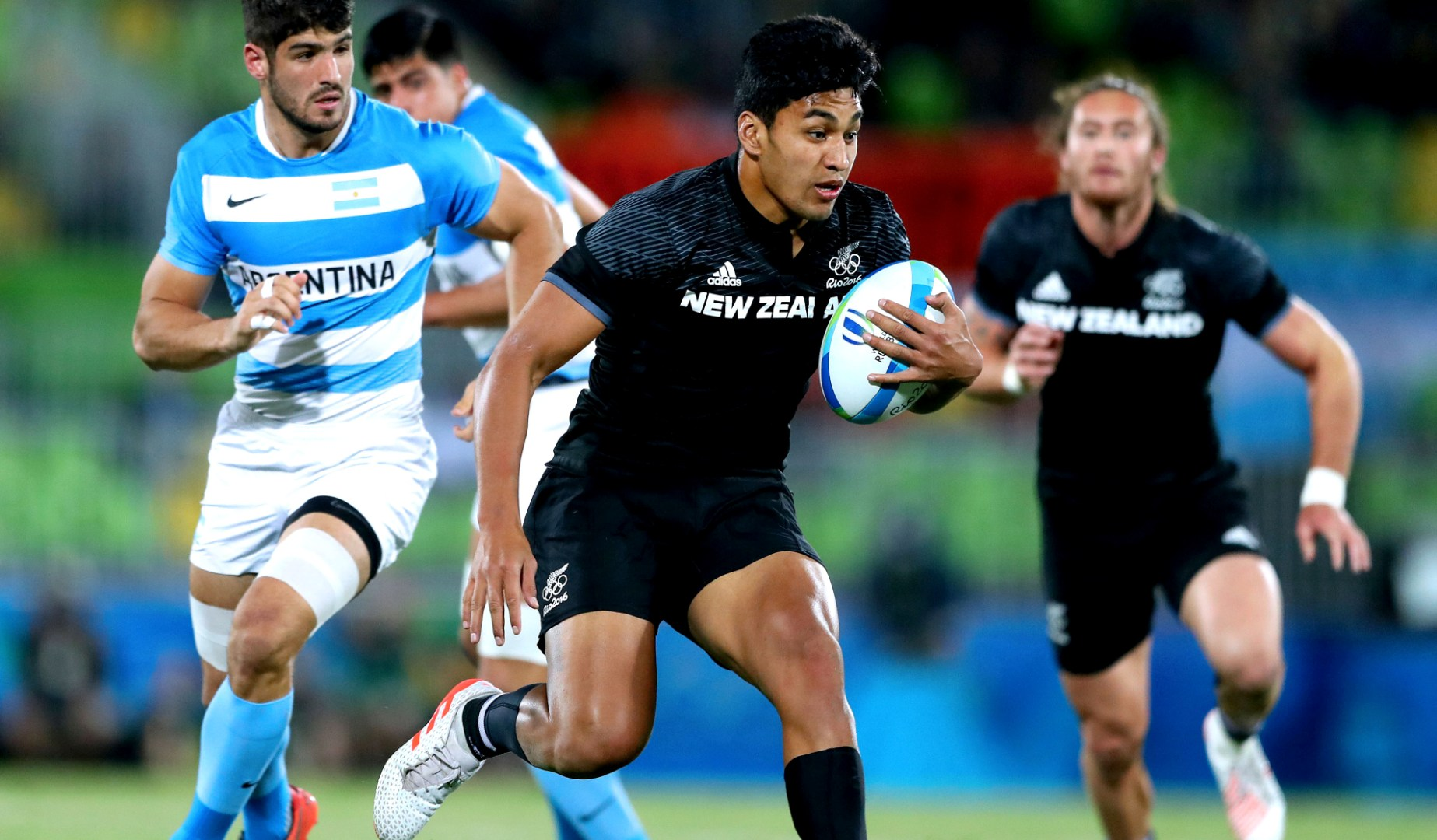 Teenager Ioane called up by All Blacks