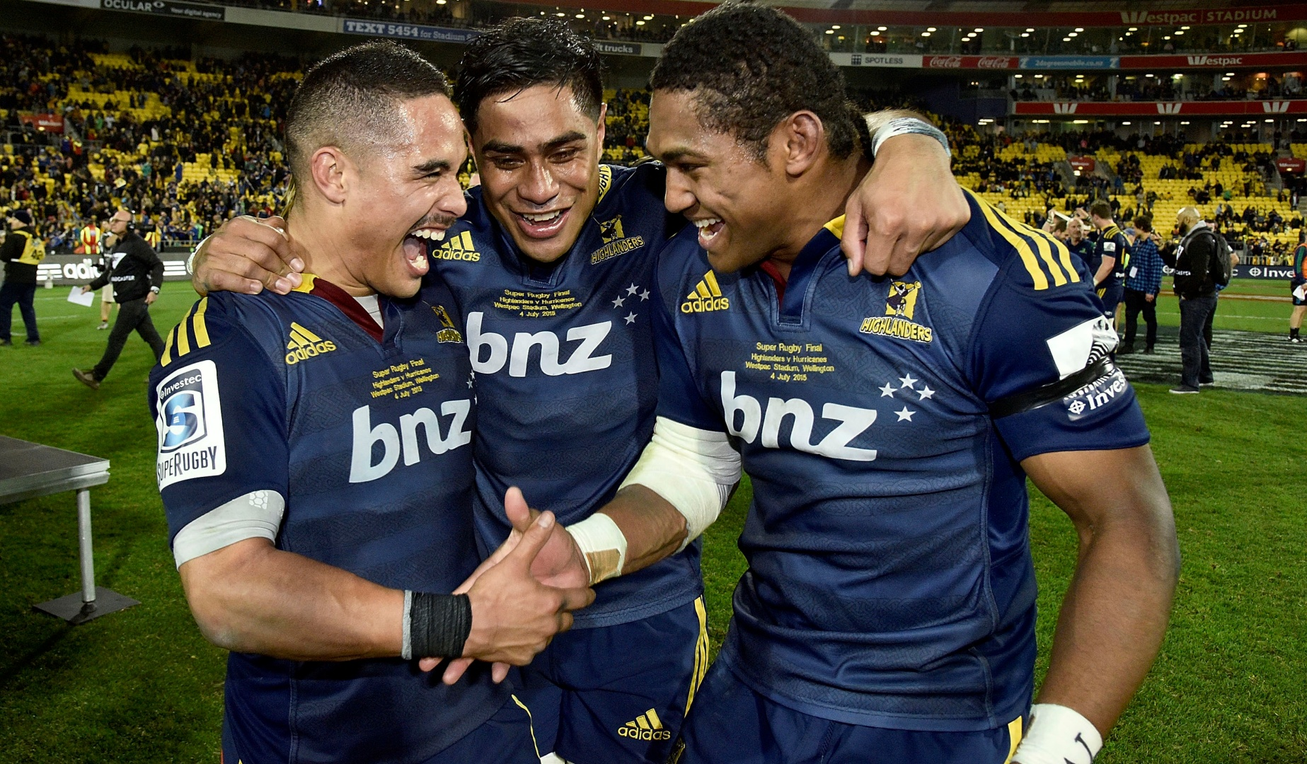 Super Rugby 2016 launches in style