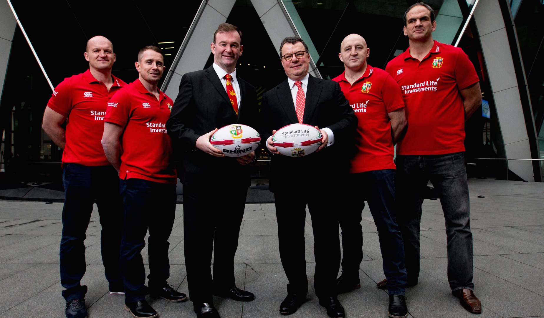 Standard life investments global ii - The British Irish Lions And Standard Life Investments Today Announced That The Global Asset Manager Will Become A Principal Partner For The 2017 Tour To