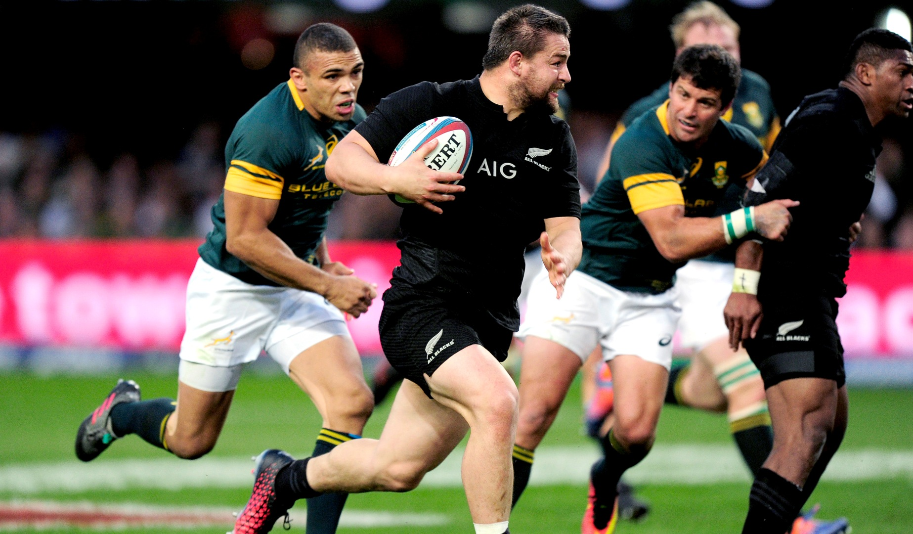 South Africa 15 New Zealand 57: Five things we learned