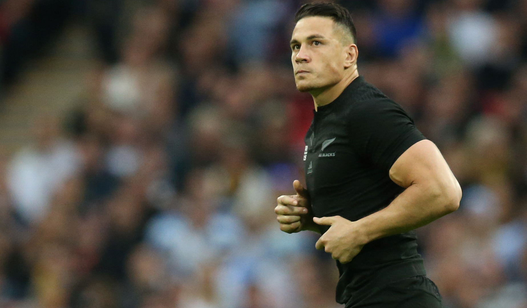 Rio-bound Williams included in All Blacks' Rugby Championship squad
