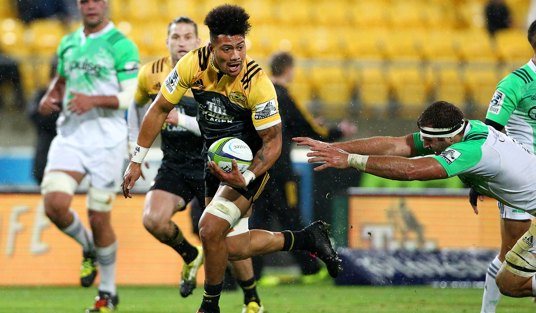 Six new faces in All Black squad for Wales