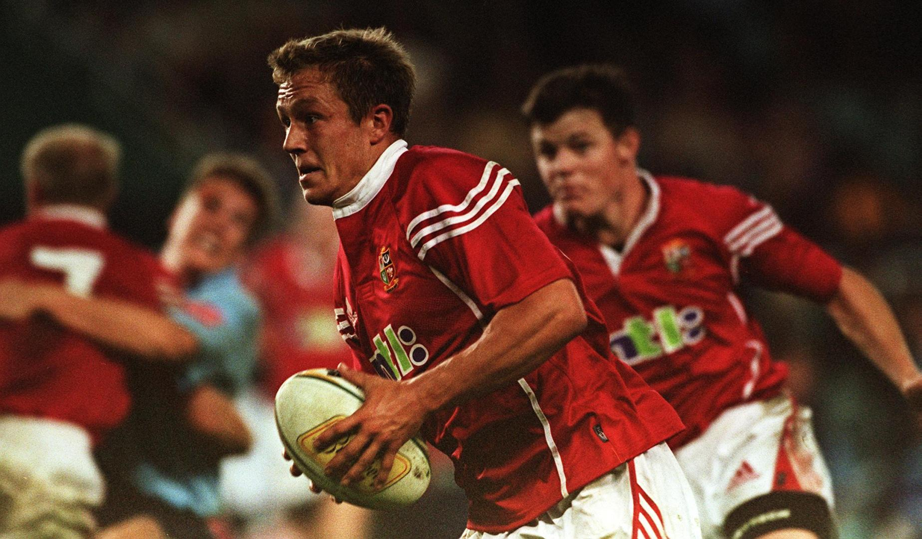 Six British & Irish Lions inducted into Hall of Fame