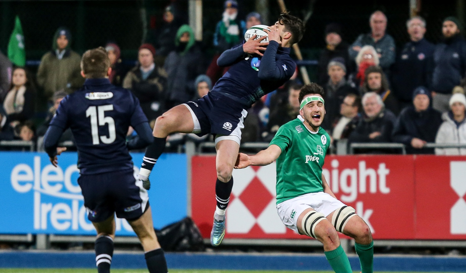 Scotland make dream start to World Rugby U20s Champs