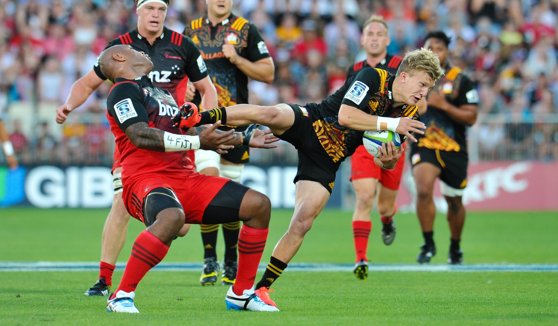 Review: Super Rugby Week One