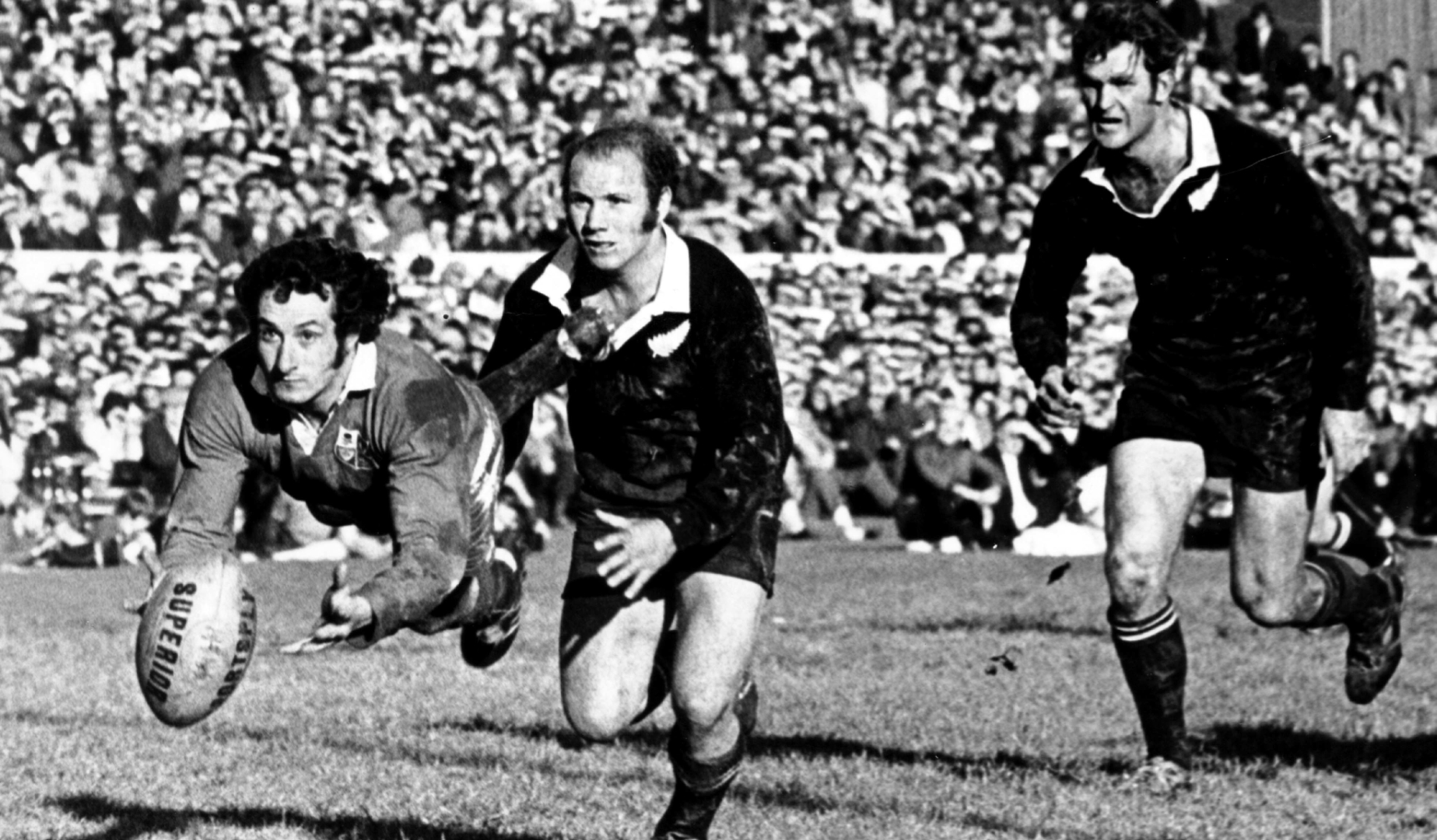 Remembering the 'greatest try ever scored'
