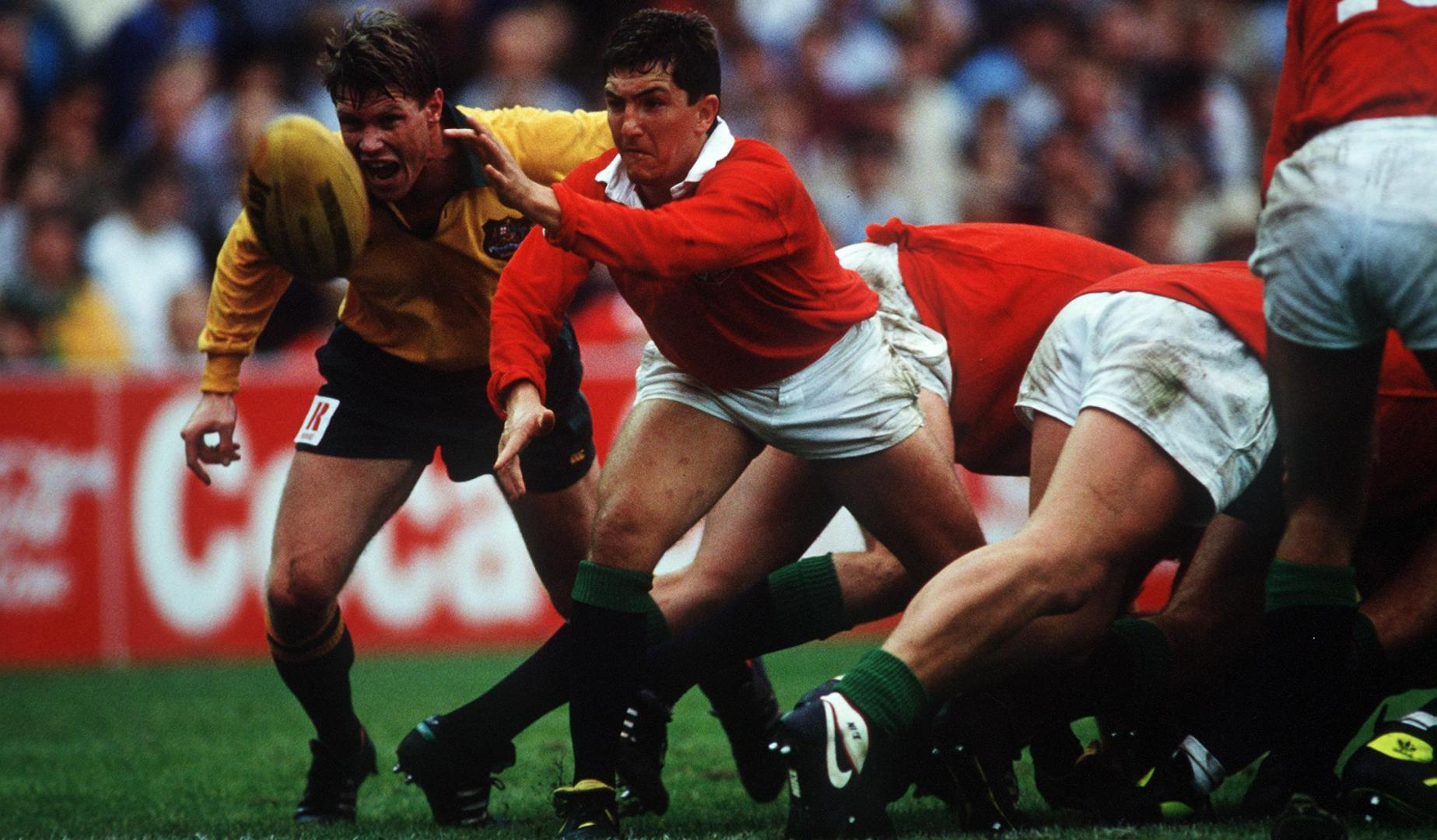 On This Day: The 1989 Lions battle back at Ballymore