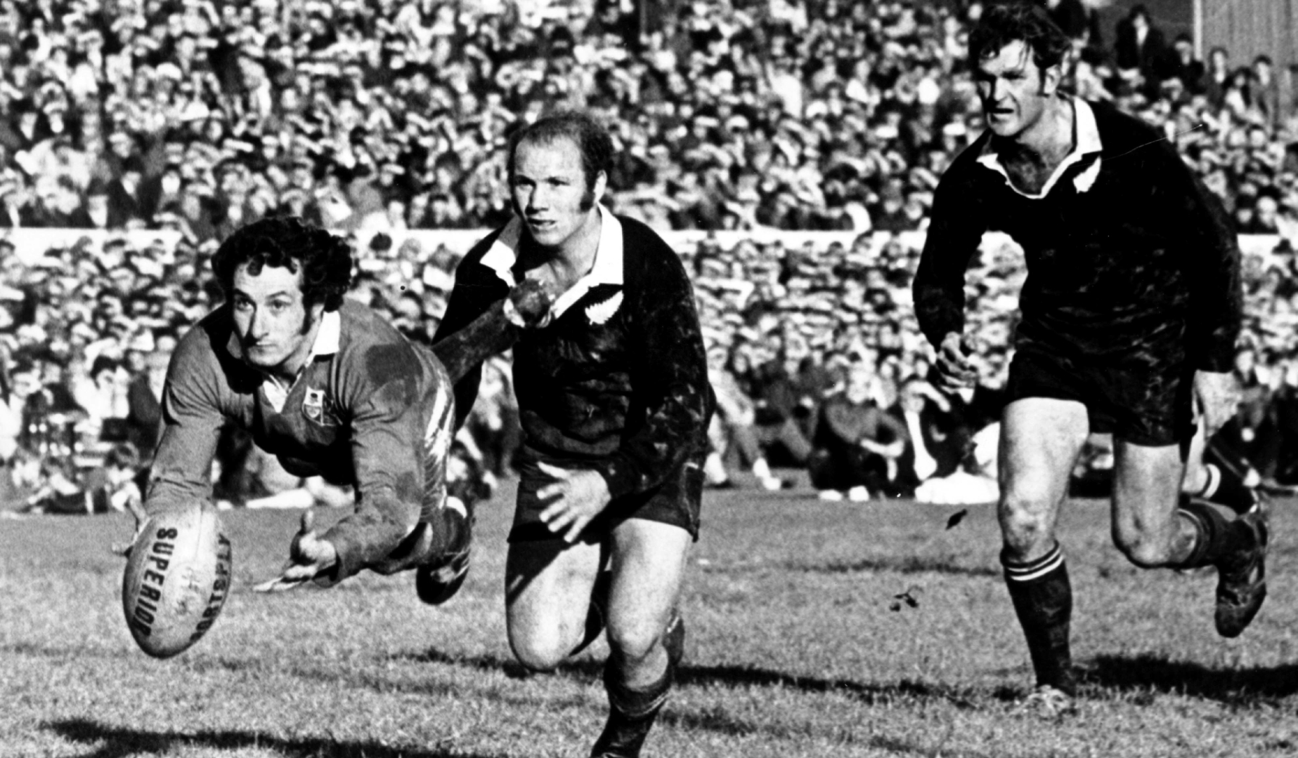 On This Day: The 1971 Lions win a classic Test in Wellington