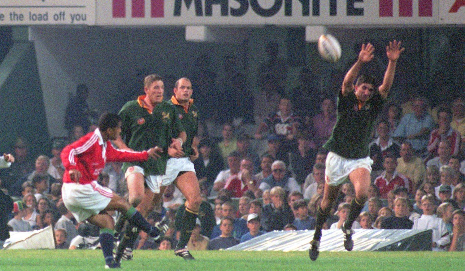 On This Day: Guscott gives gutsy 1997 Lions an historic series victory
