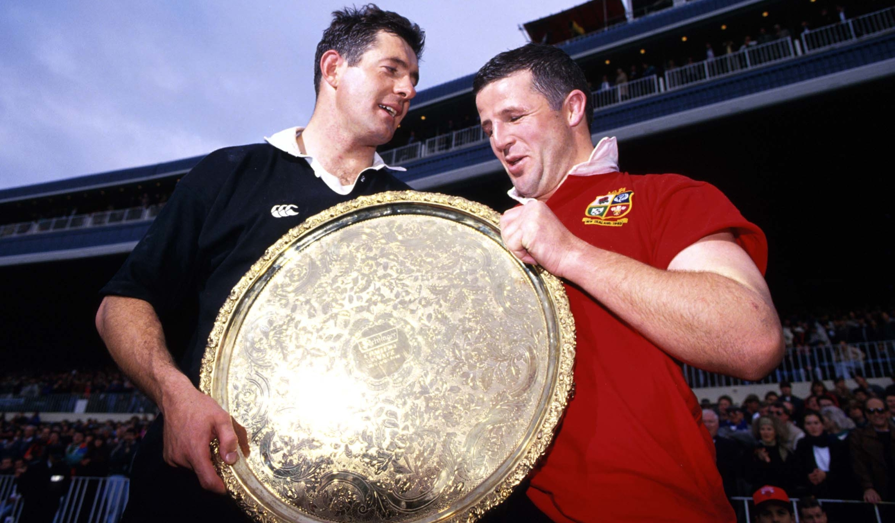 On this day: Brave 1993 Lions go down in decisive Auckland Test
