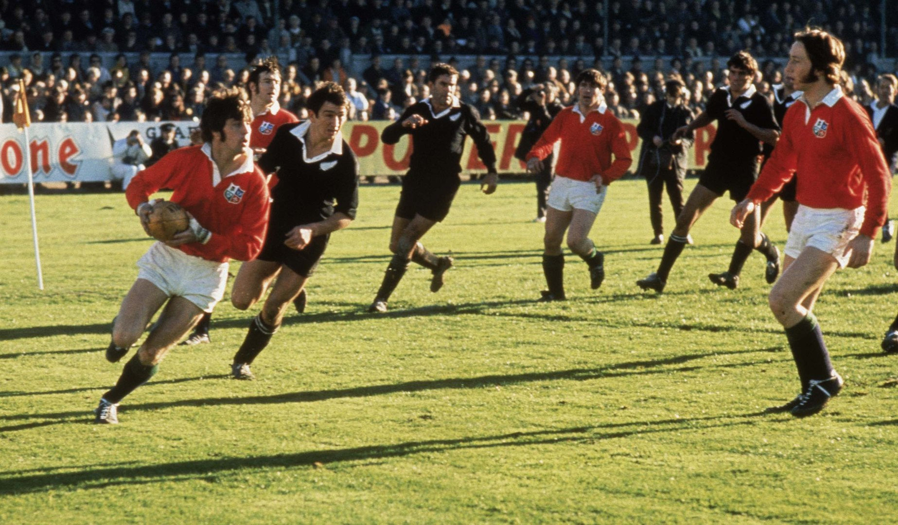 On This Day: 1971 Lions secure first Test success