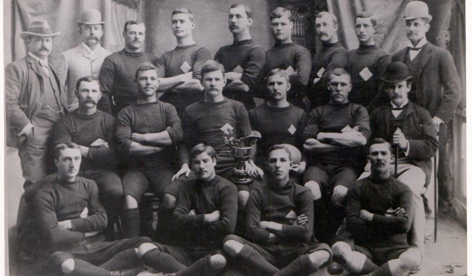 On This Day – The Currie Cup is won by Griqualand West in 1891