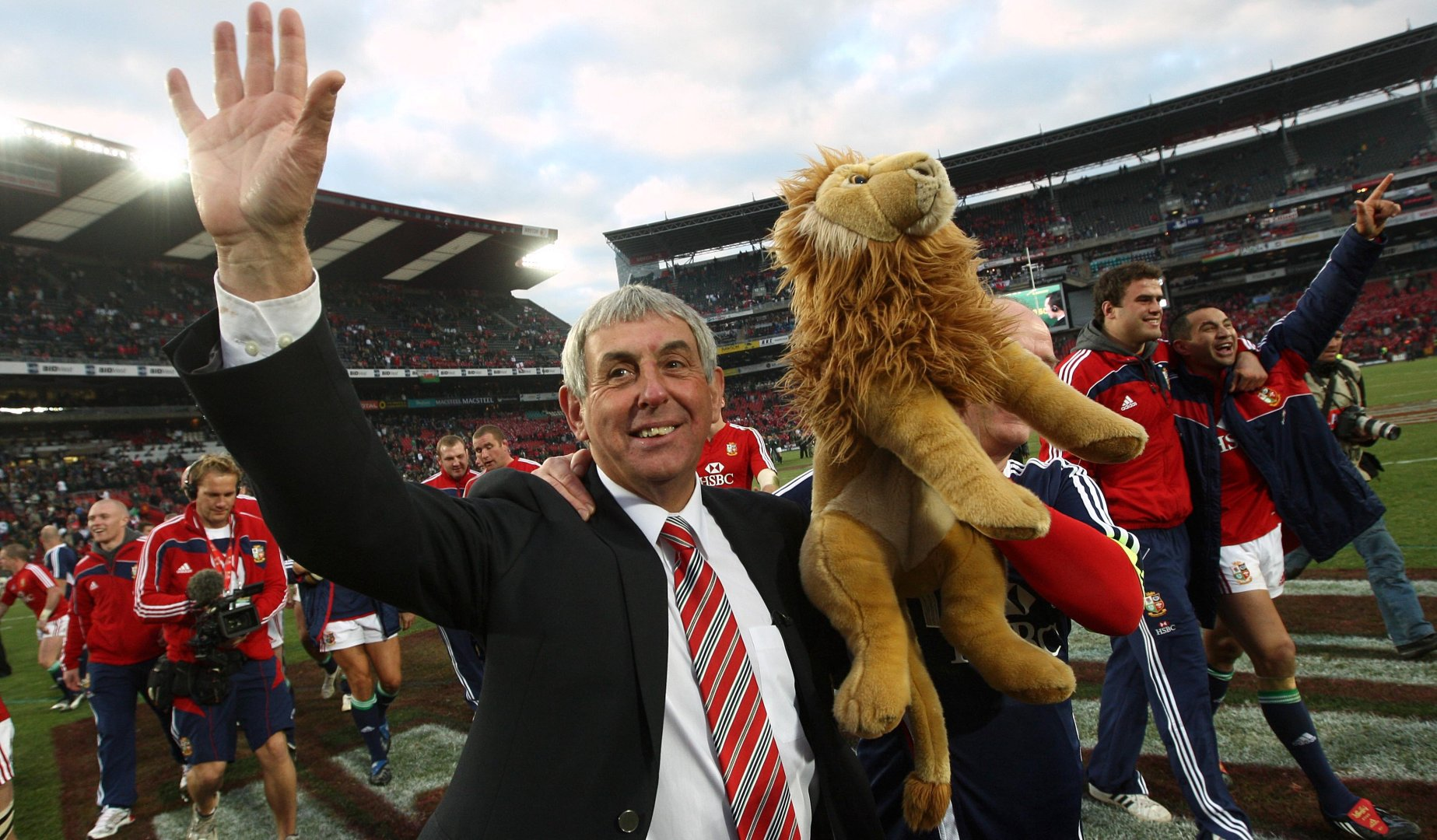 On This Day – The 2009 Lions sign off in style in South Africa