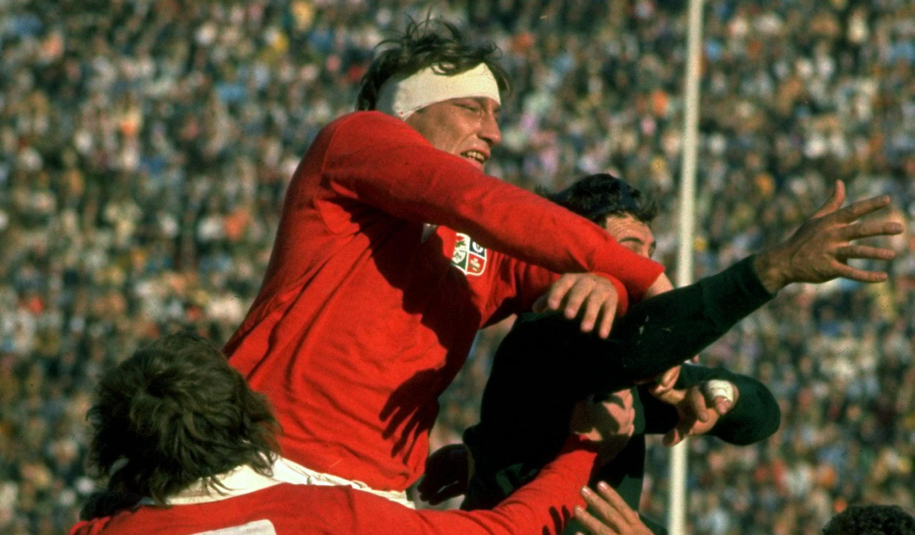On This Day – The 1974 Lions complete an unbeaten Tour