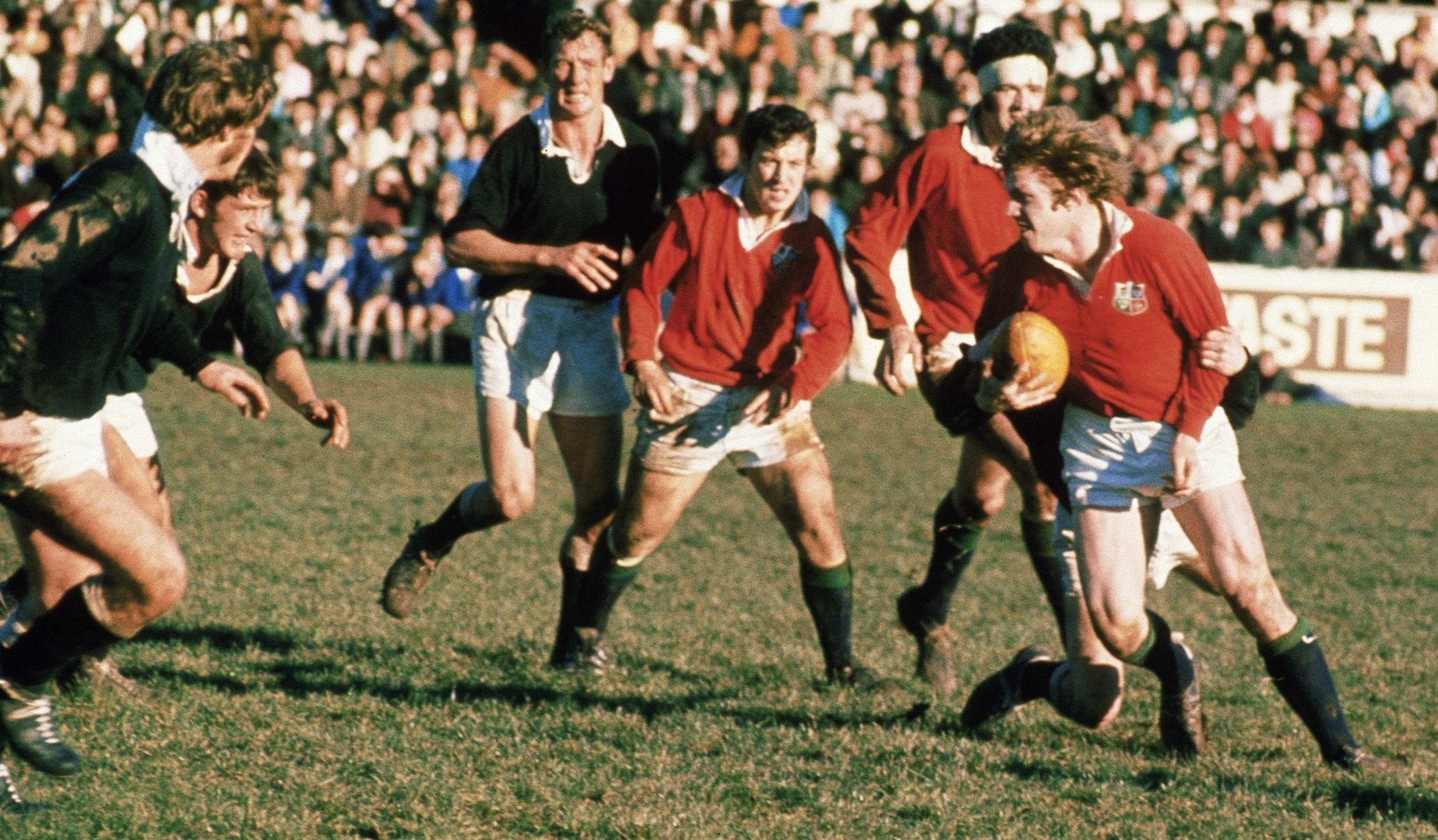 On This Day – The 1971 Lions produce their complete performance
