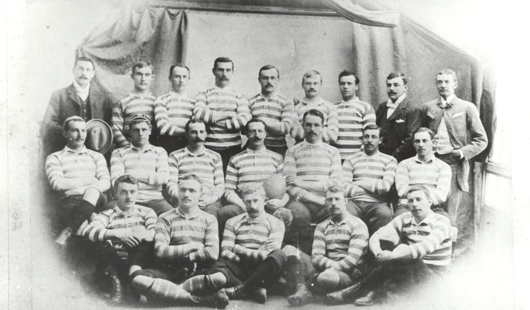 On This Day – In 1891 The British & Irish Lions play their first-ever Test against South Africa