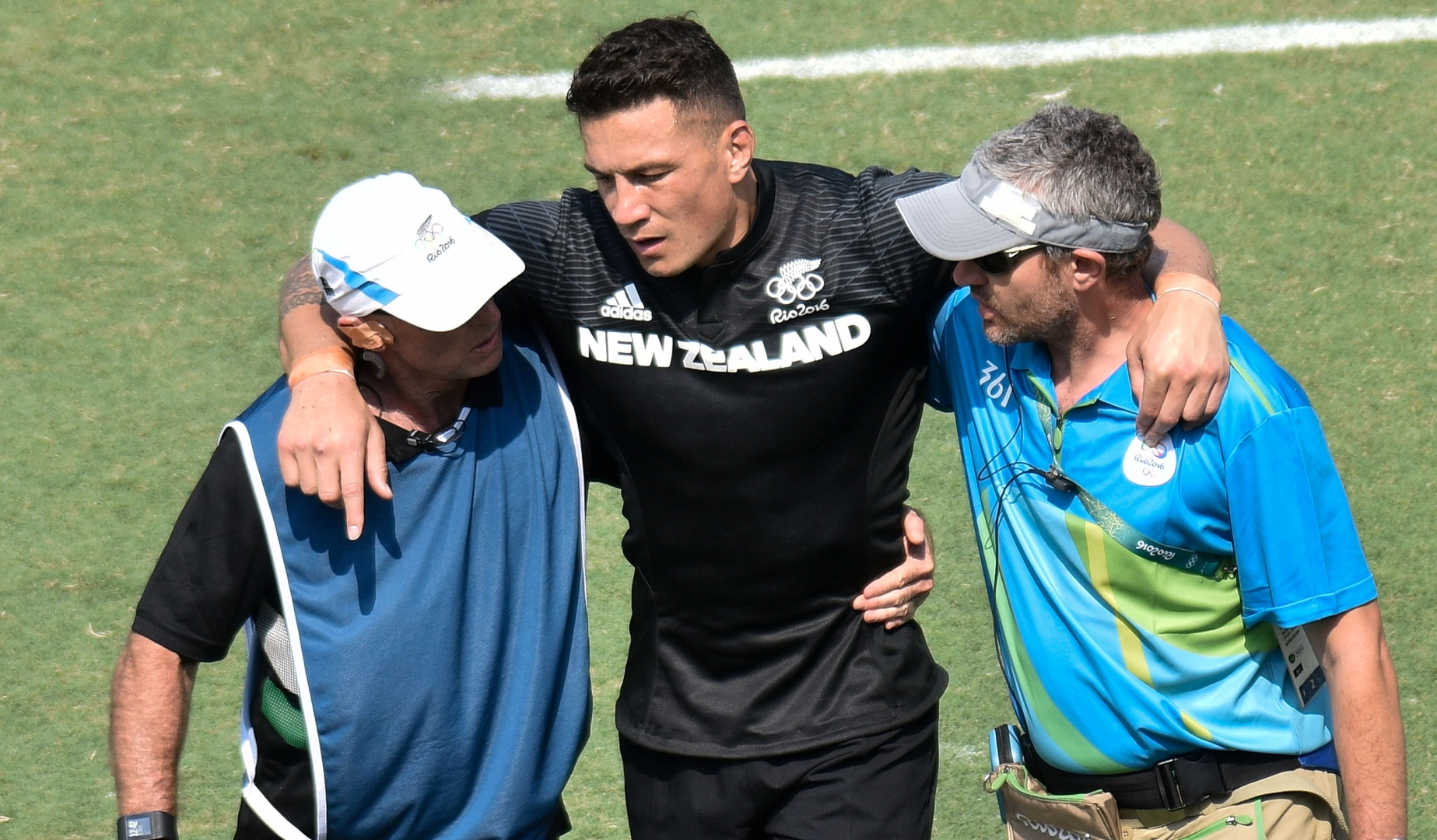 Olympic dream ended by injury for Sonny Bill