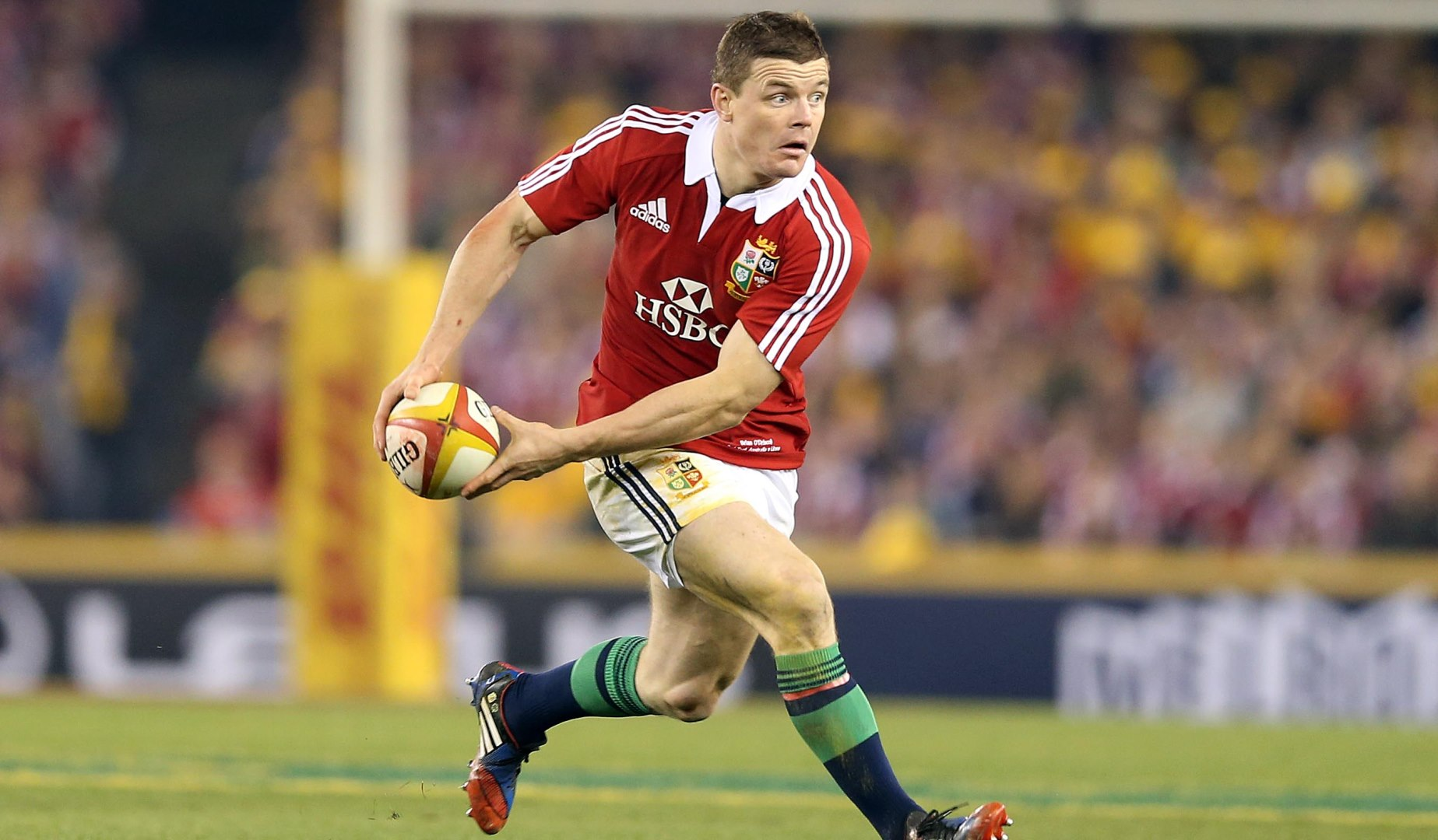 O'Driscoll: Ireland can strike another blow for the Lions