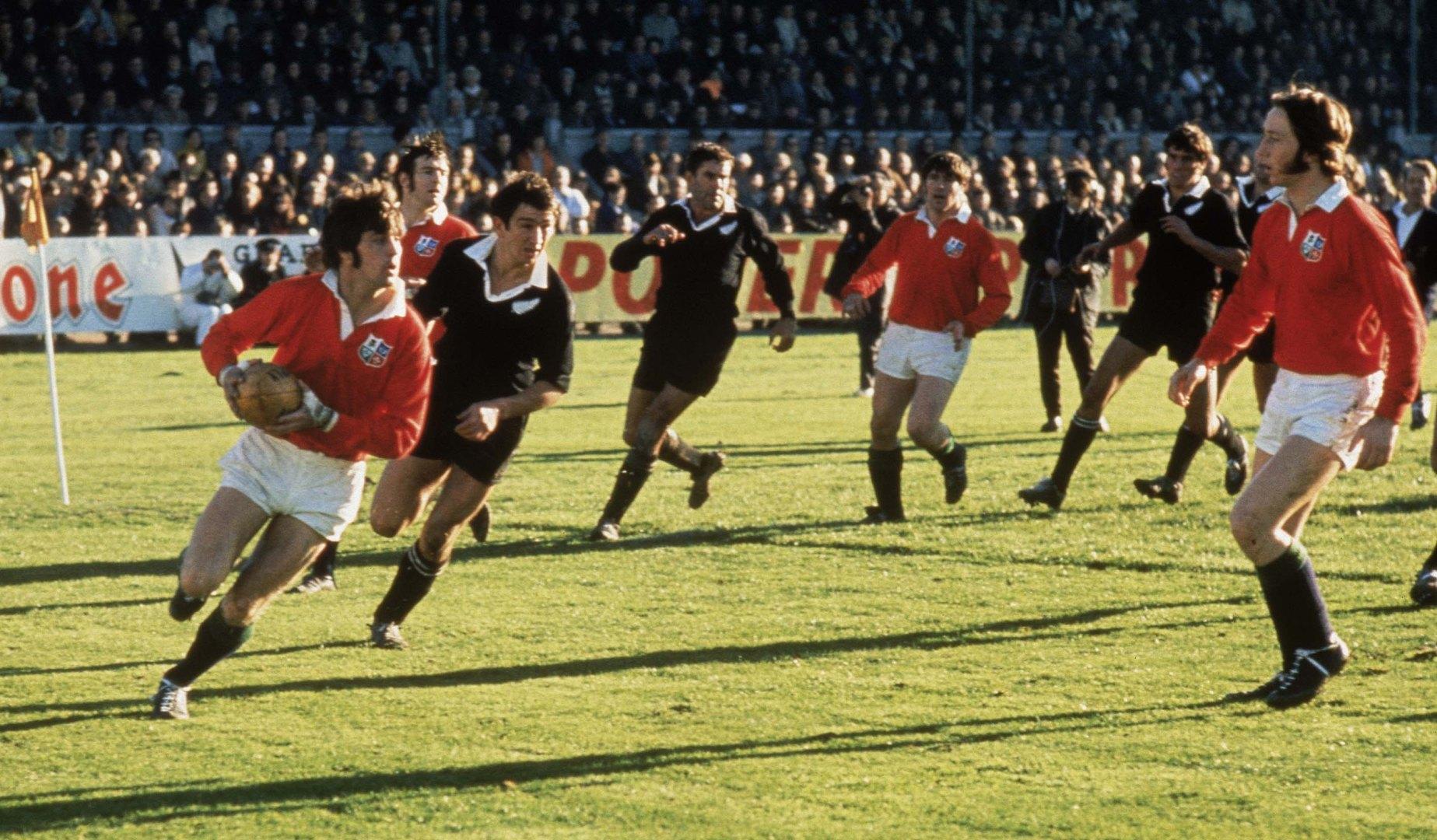 My Lions Hero: David Duckham on Barry John