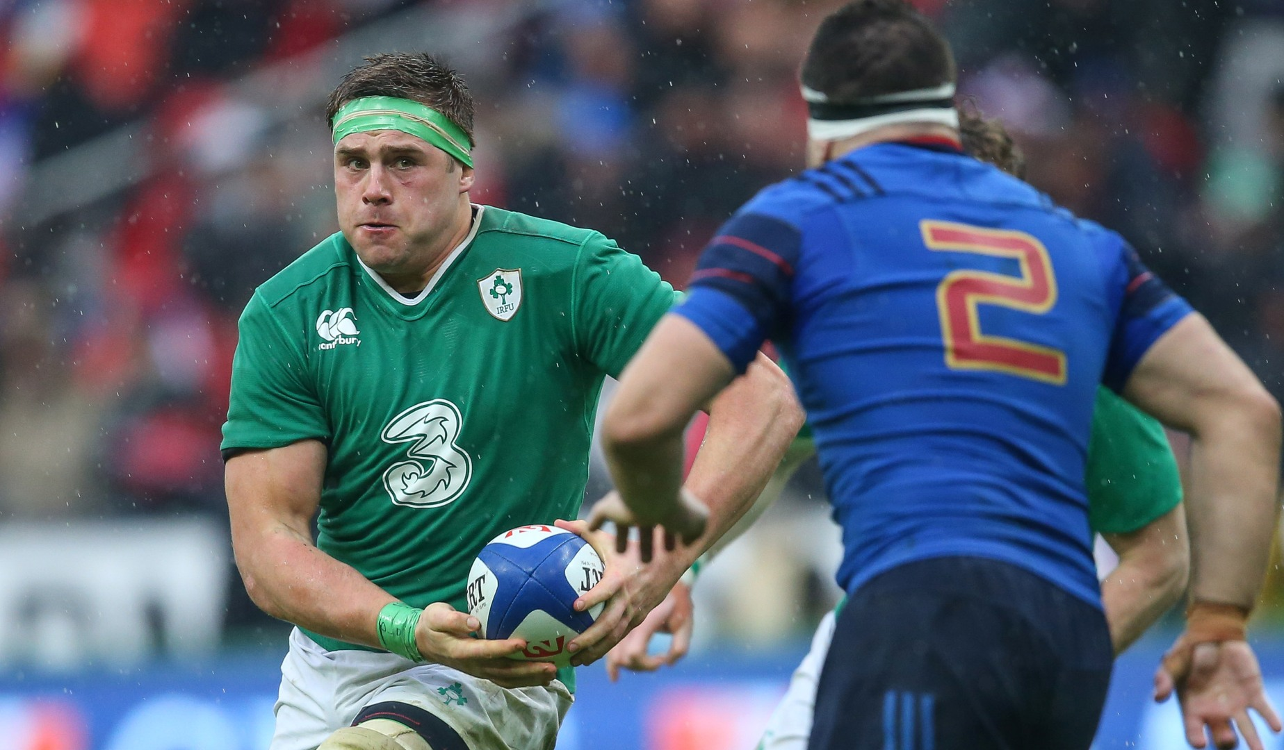 Munster star Stander named Players' Player of the Year