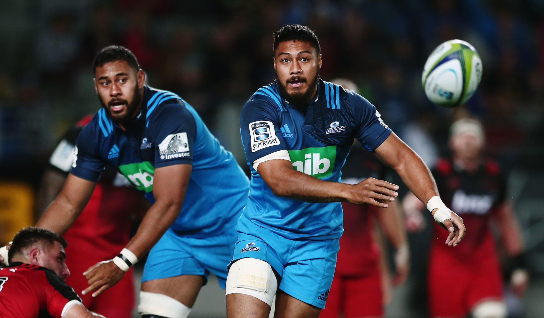 Moala called up as cover for the All Blacks