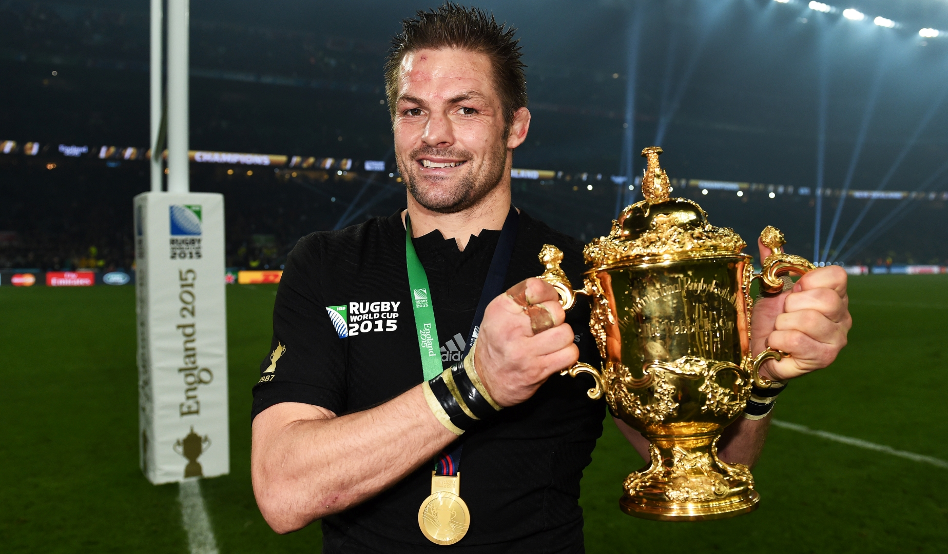McCaw awarded New Zealand's highest honour