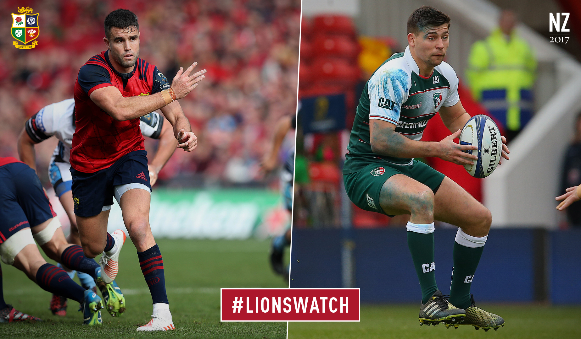 LionsWatch: Youngs and Murray match-up highlights a busy European weekend