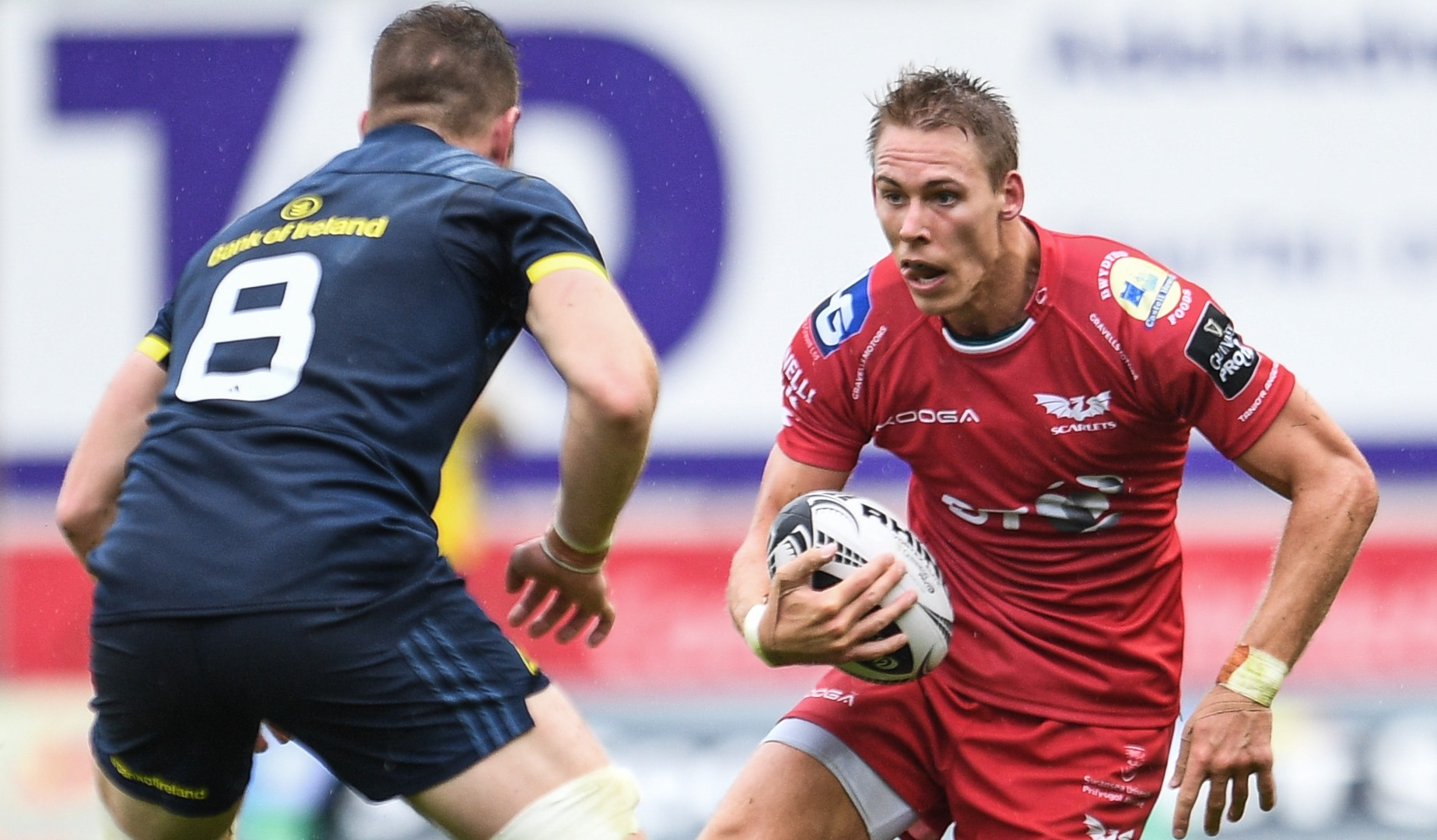 LionsWatch: Williams hits top form for the Scarlets