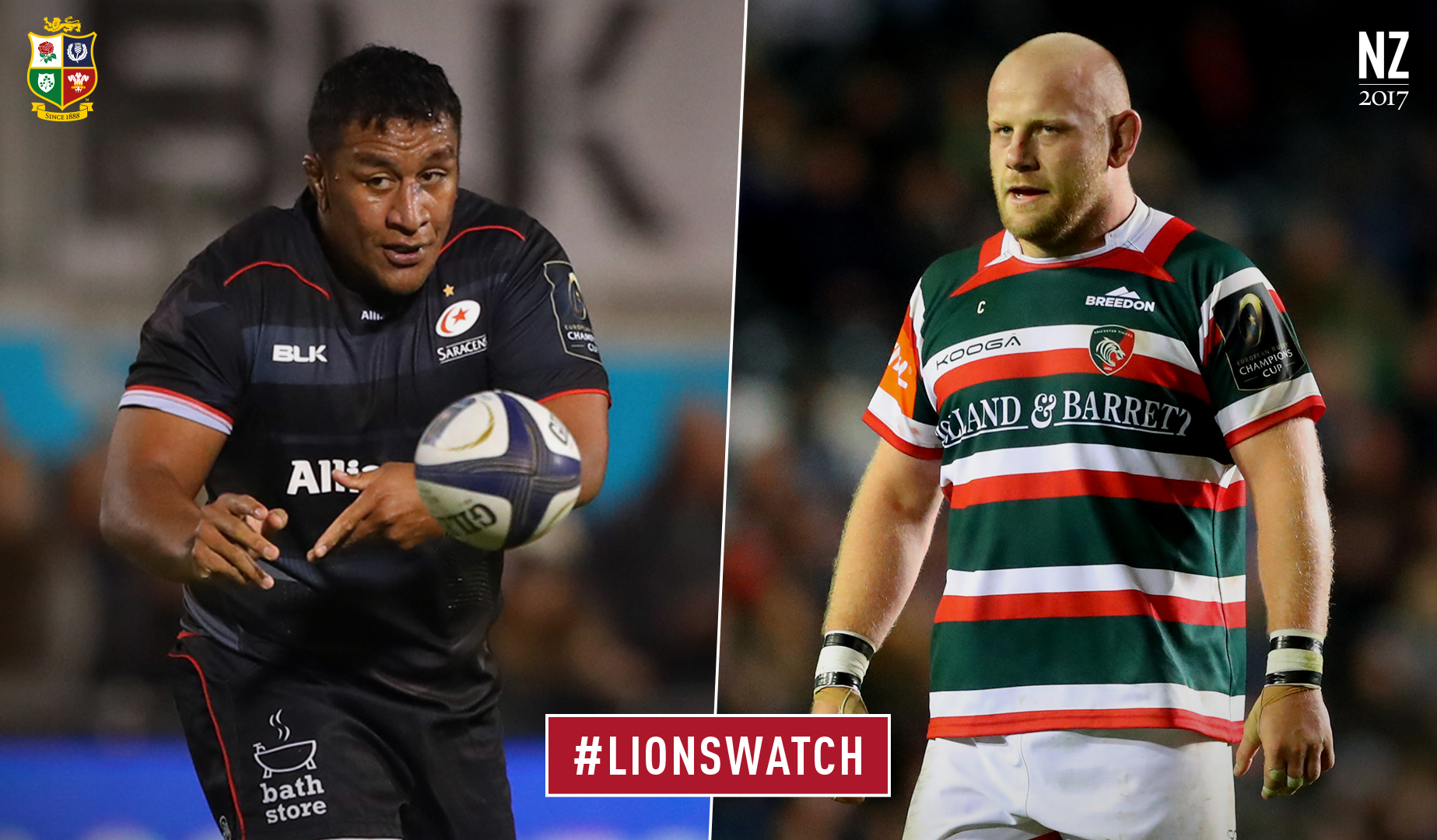 LionsWatch: Who's in action this weekend?