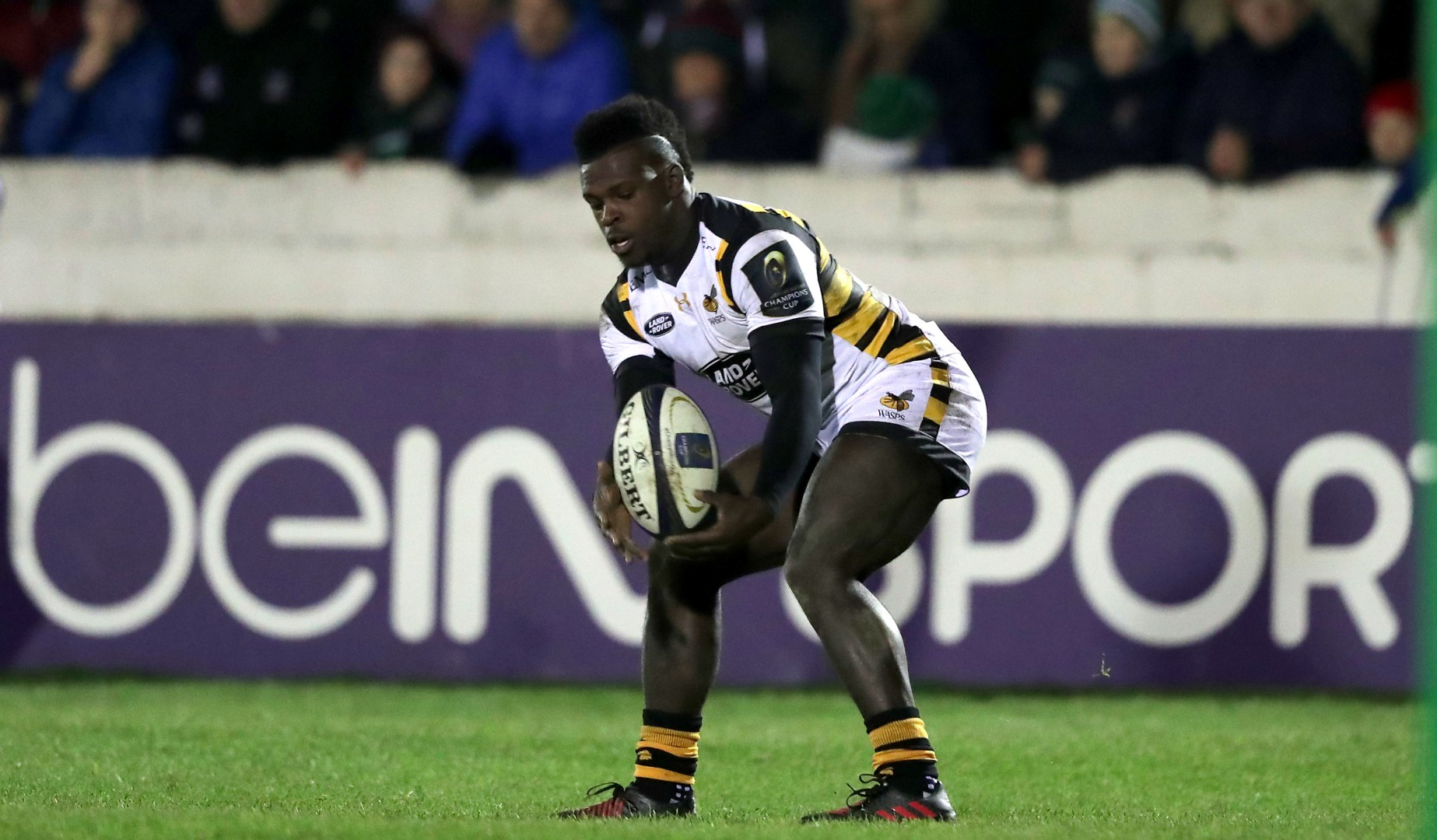 LionsWatch: Wade and Visser catch the eye out wide