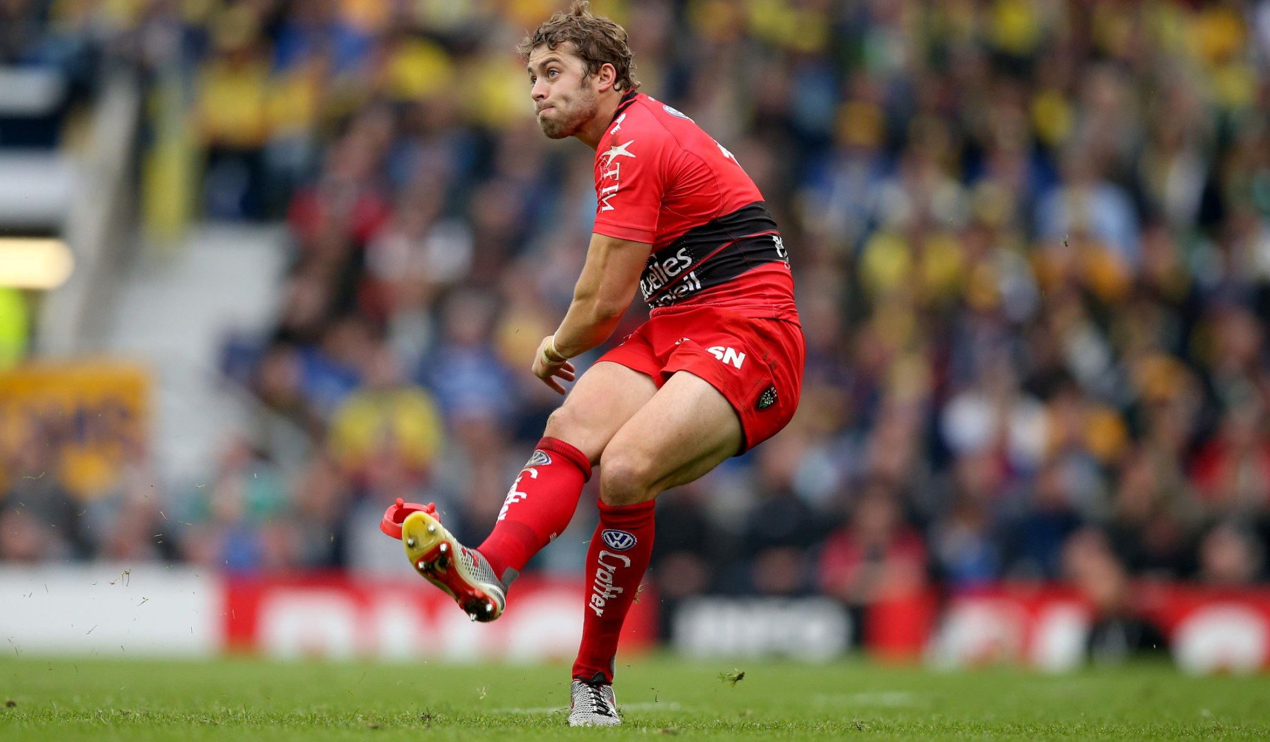 LionsWatch: Unerring Halfpenny excels as Toulon beat Scarlets.