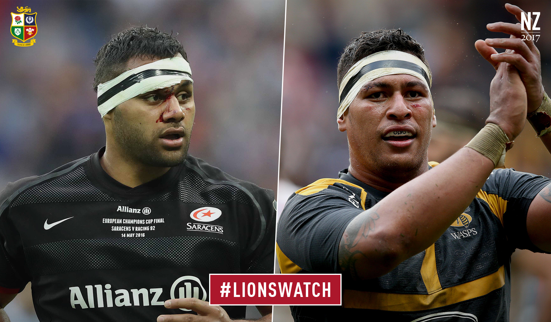 LionsWatch: Top two collide in the Aviva Premiership