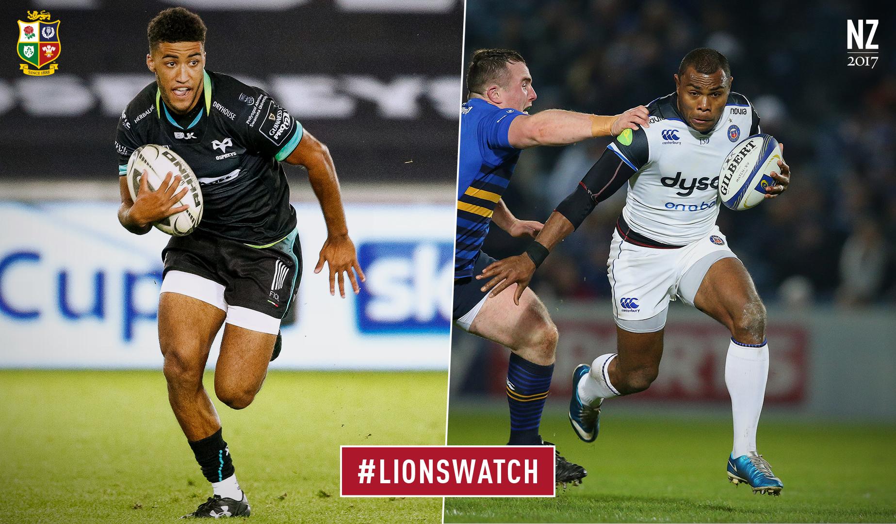 LionsWatch: The wide men making ground after Round Seven