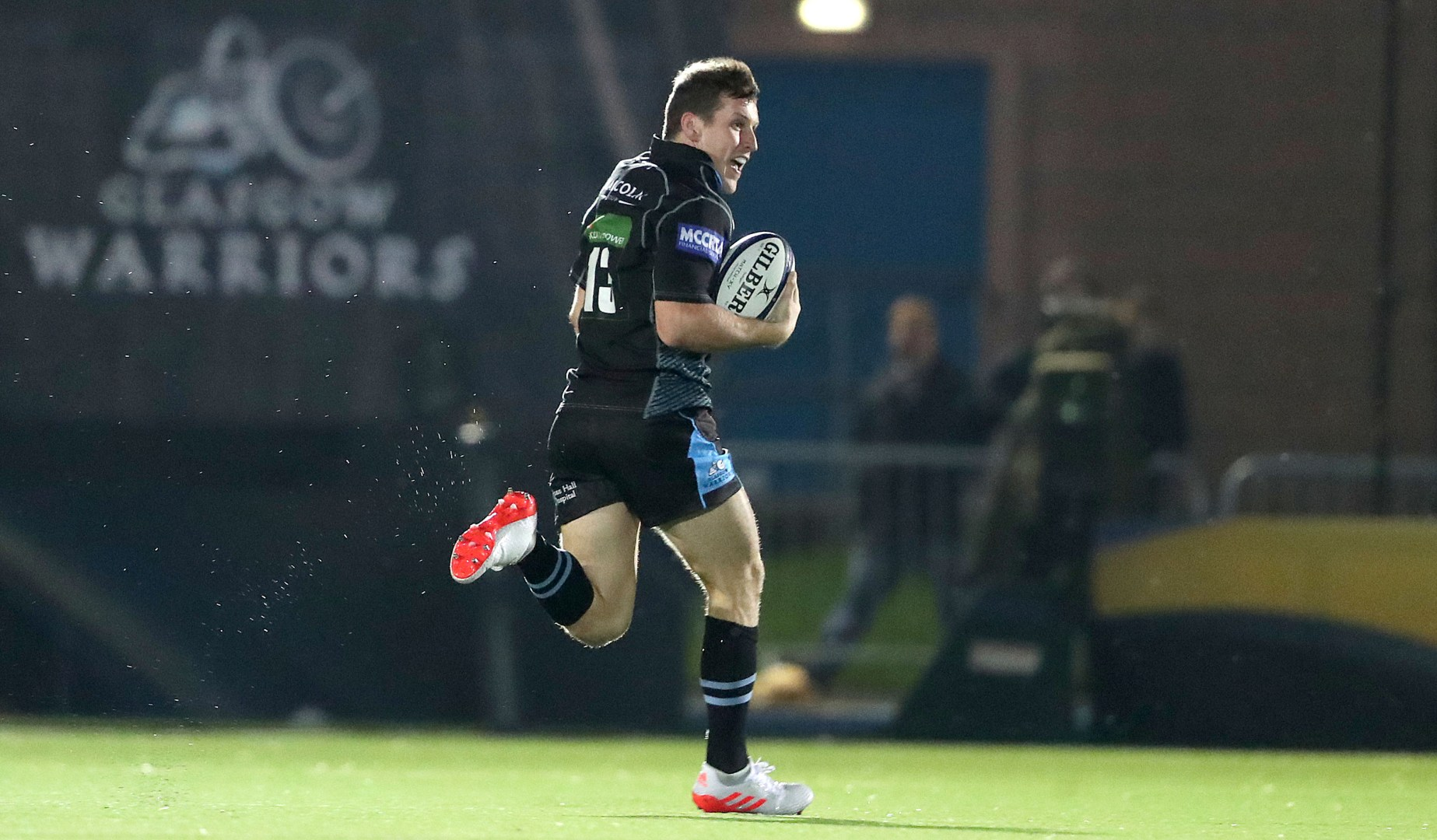 LionsWatch: Scottish duo lead the way for Glasgow