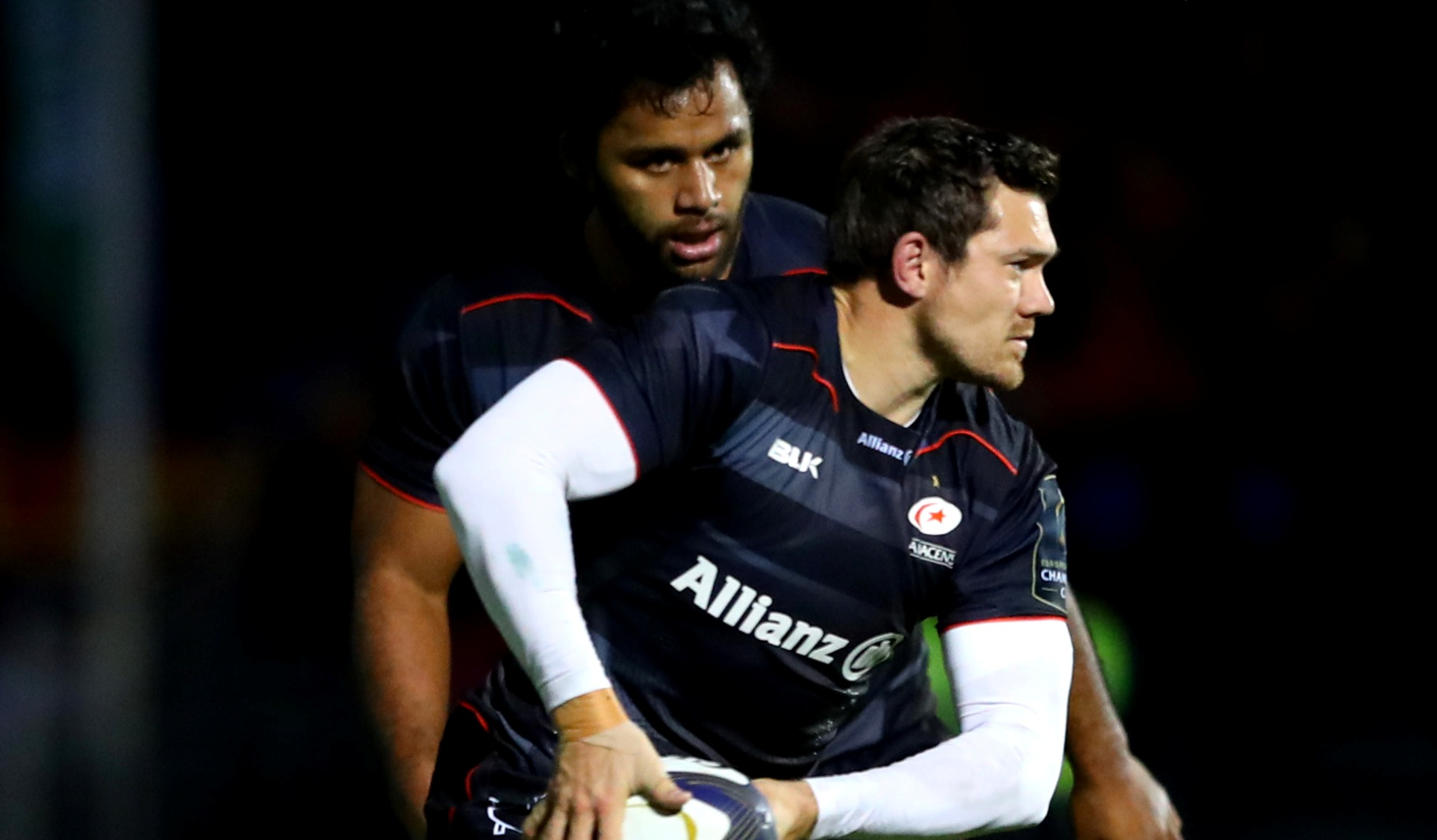 LionsWatch: Saracens' English core impress against Leicester