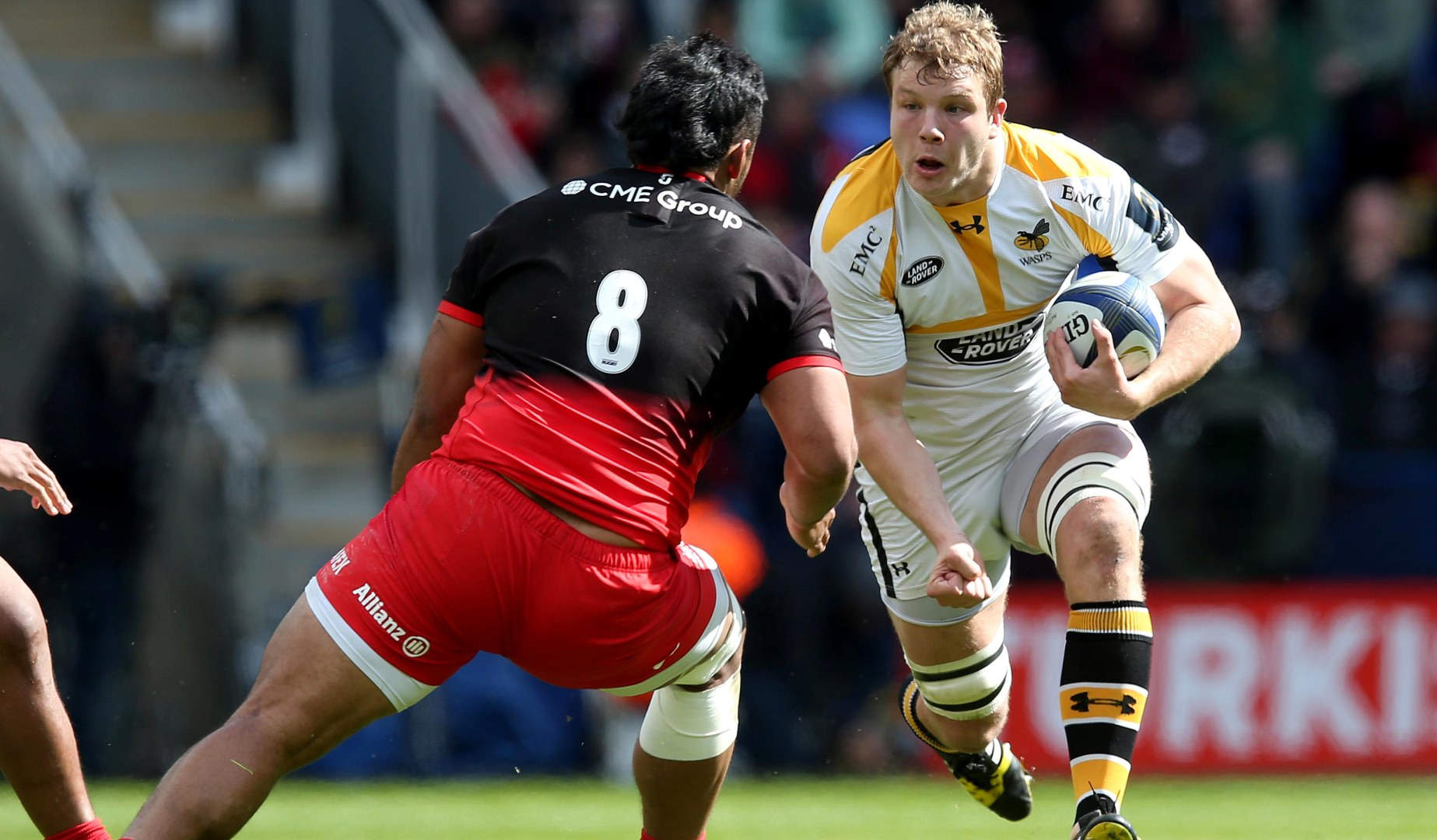 LionsWatch: Saracens and Vunipola thrive against Wasps