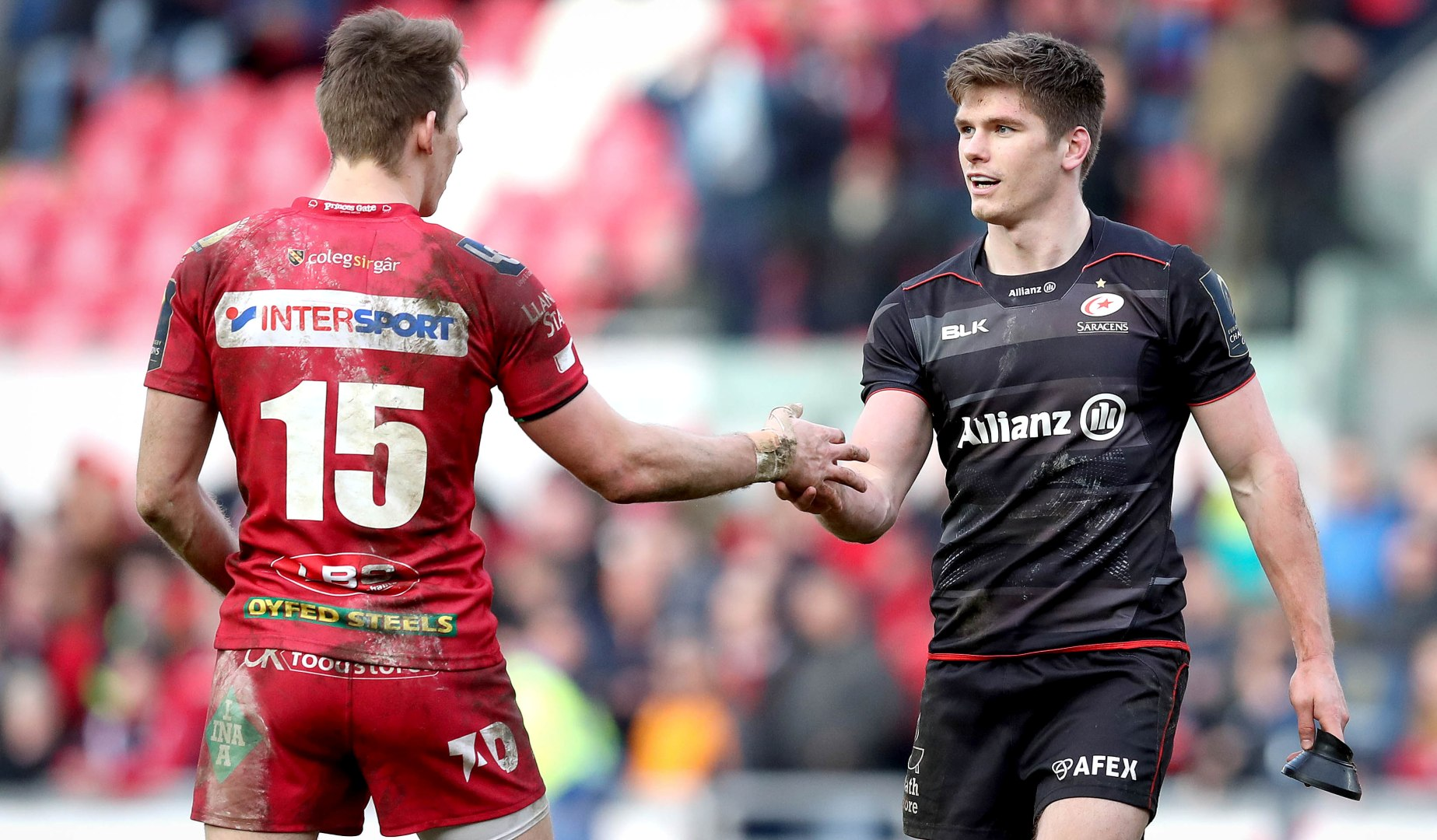LionsWatch: Saracens and Toulon lead heavyweight European weekend
