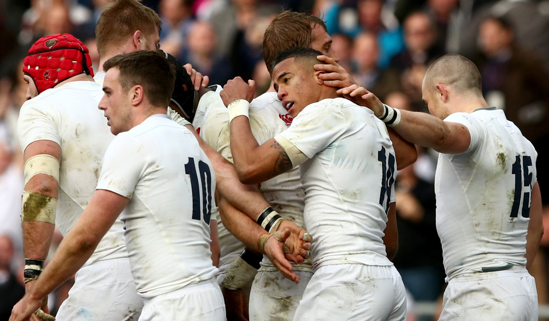 LionsWatch: Robshaw ecstatic with England resilience