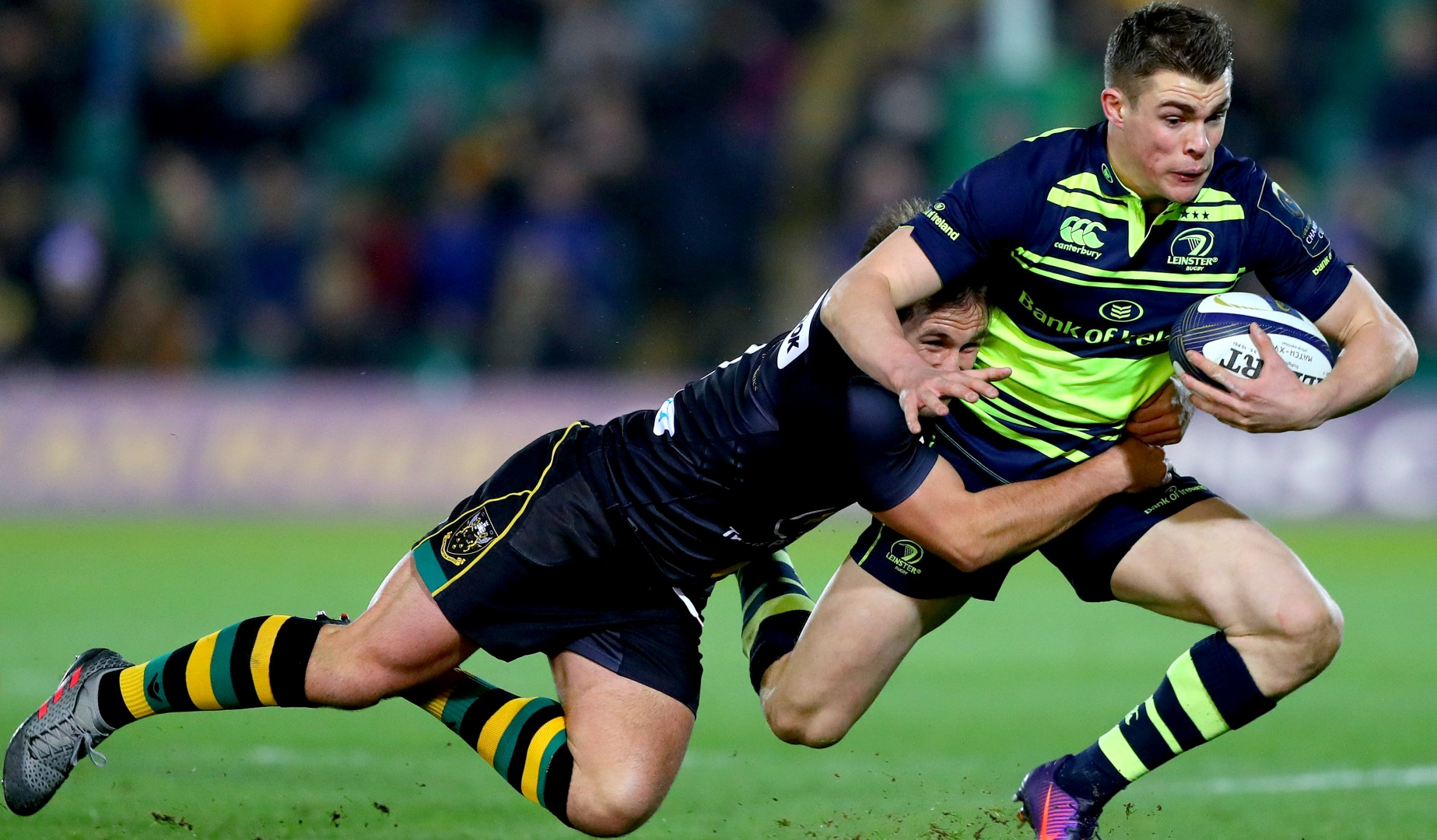 LionsWatch: Ringrose and Van der Flier at heart of powerful Leinster win