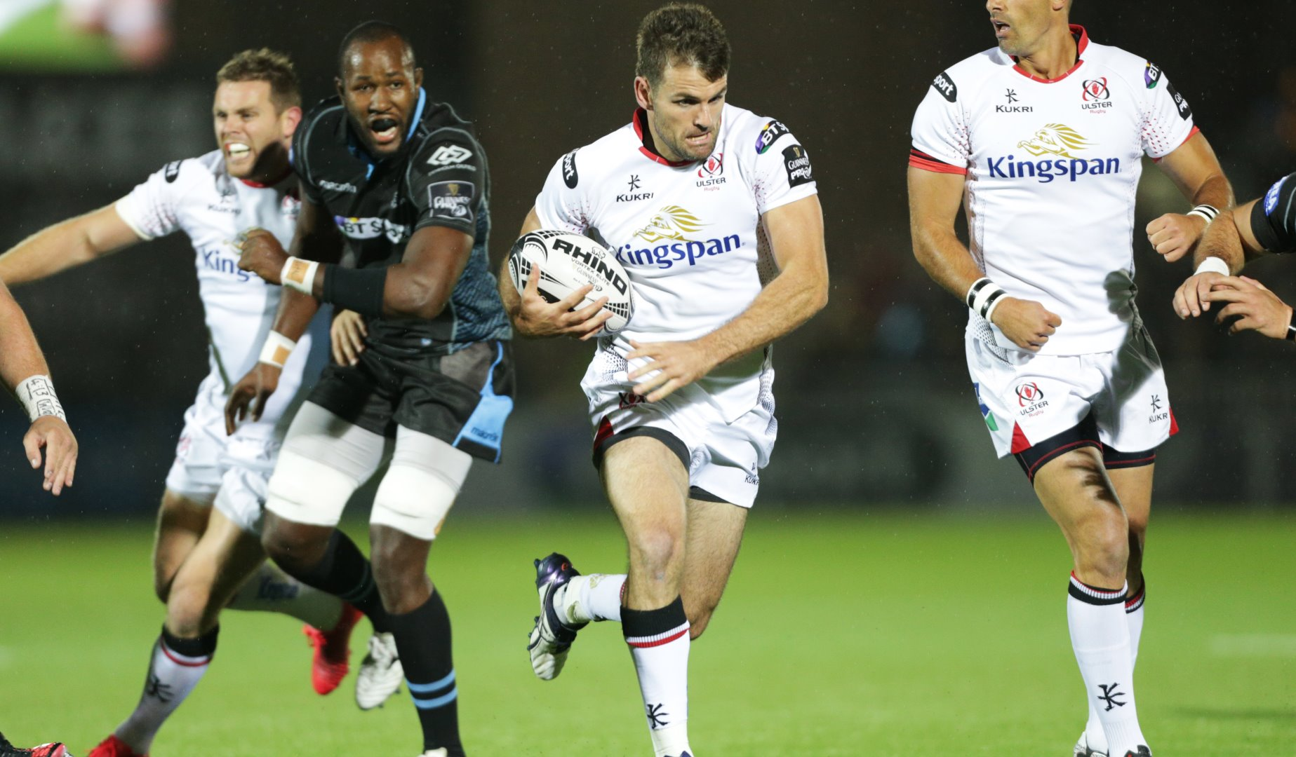 LionsWatch: Payne gives insight into centre role